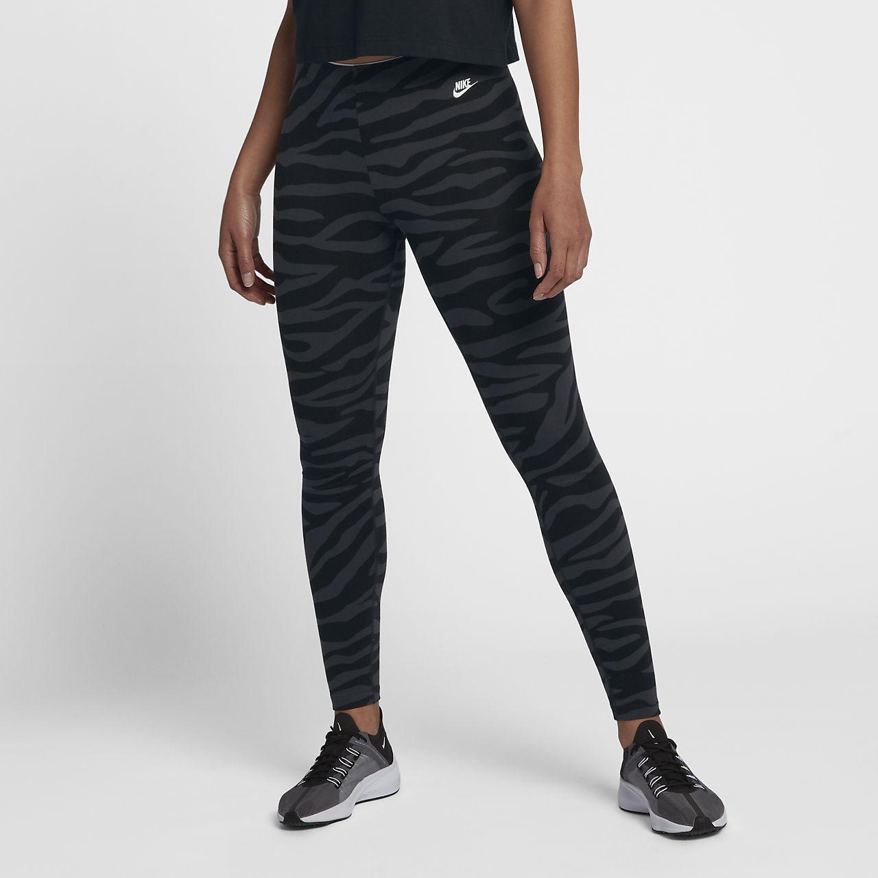 c9cfb9977279 Tight à imprimé animal Nike Sportswear Club pour Femme. Nike.com MA