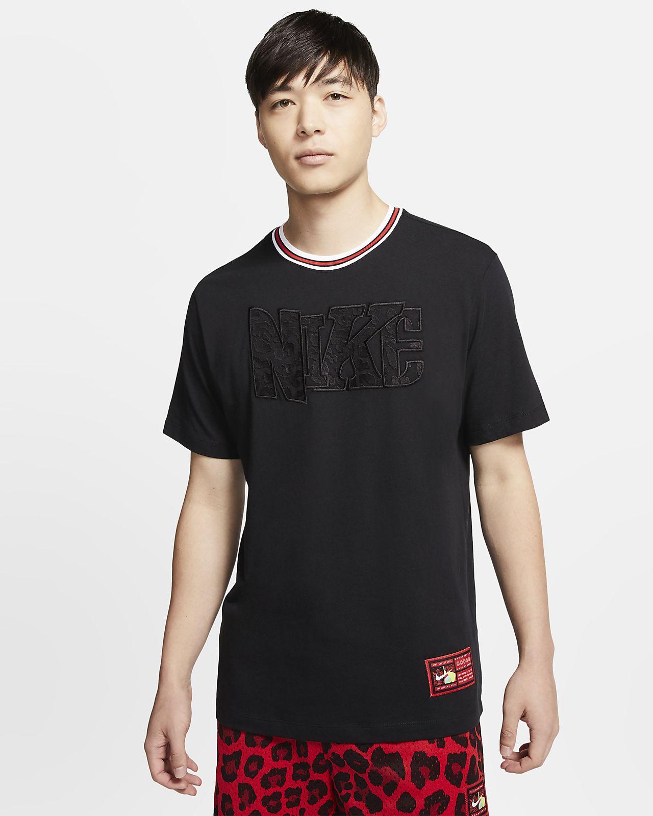 Ανδρικό T-Shirt μπάσκετ Nike