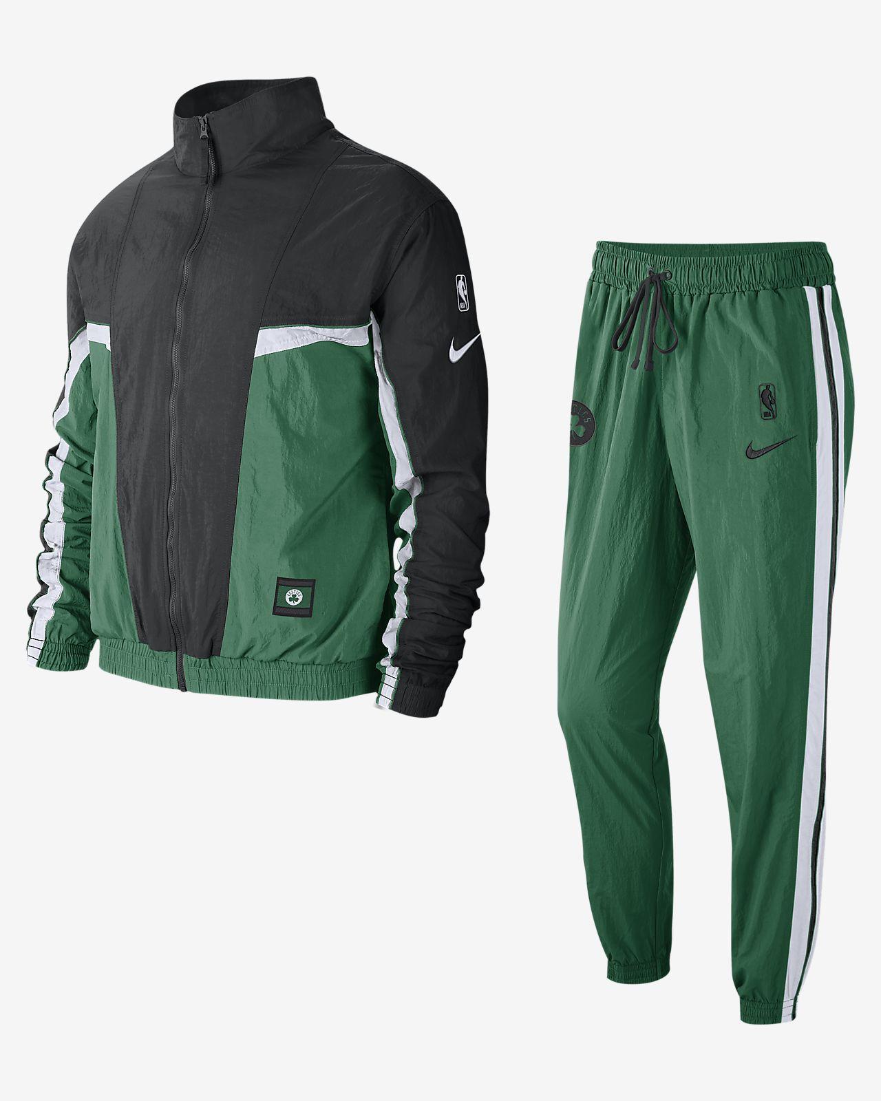Pánská tepláková souprava NBA Boston Celtics Nike