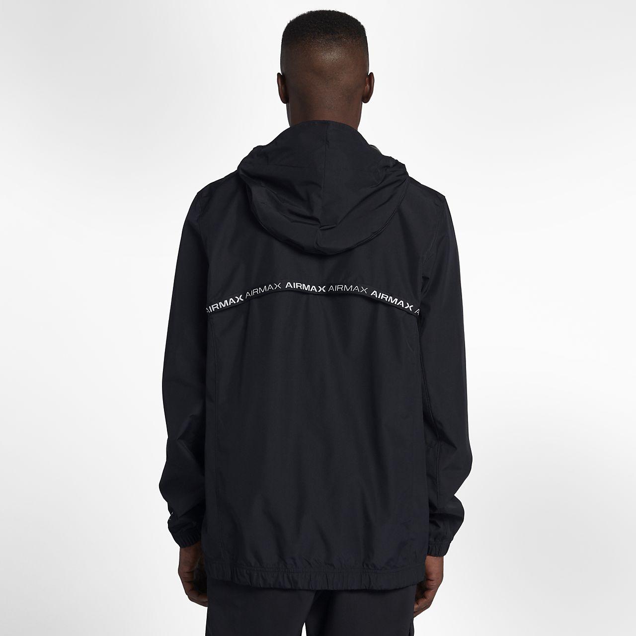 low priced 191e1 f2e76 ... Nike Sportswear Air Max Men s Reversible Jacket