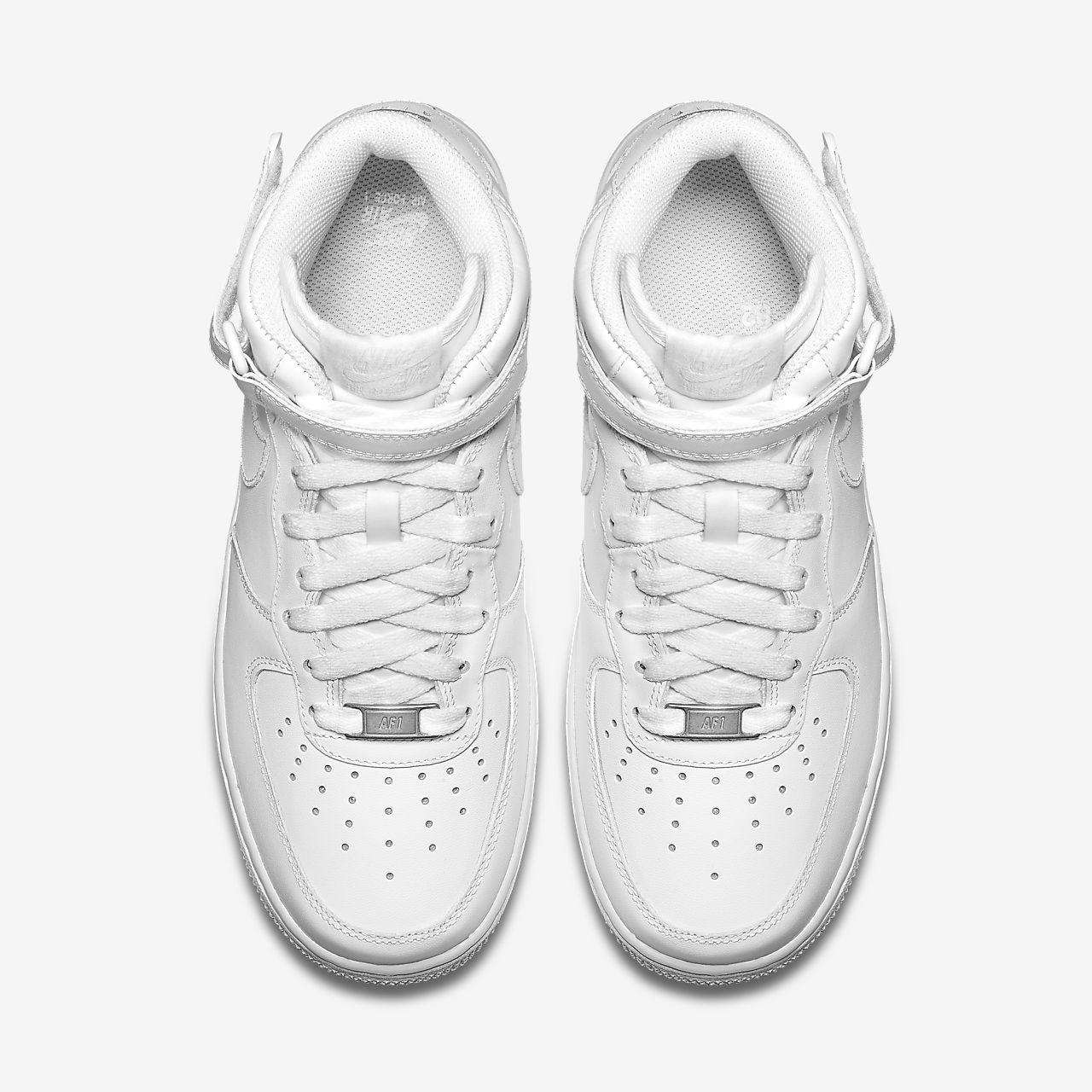 nike air force 1 mid 07 womens shoe nikecom gb