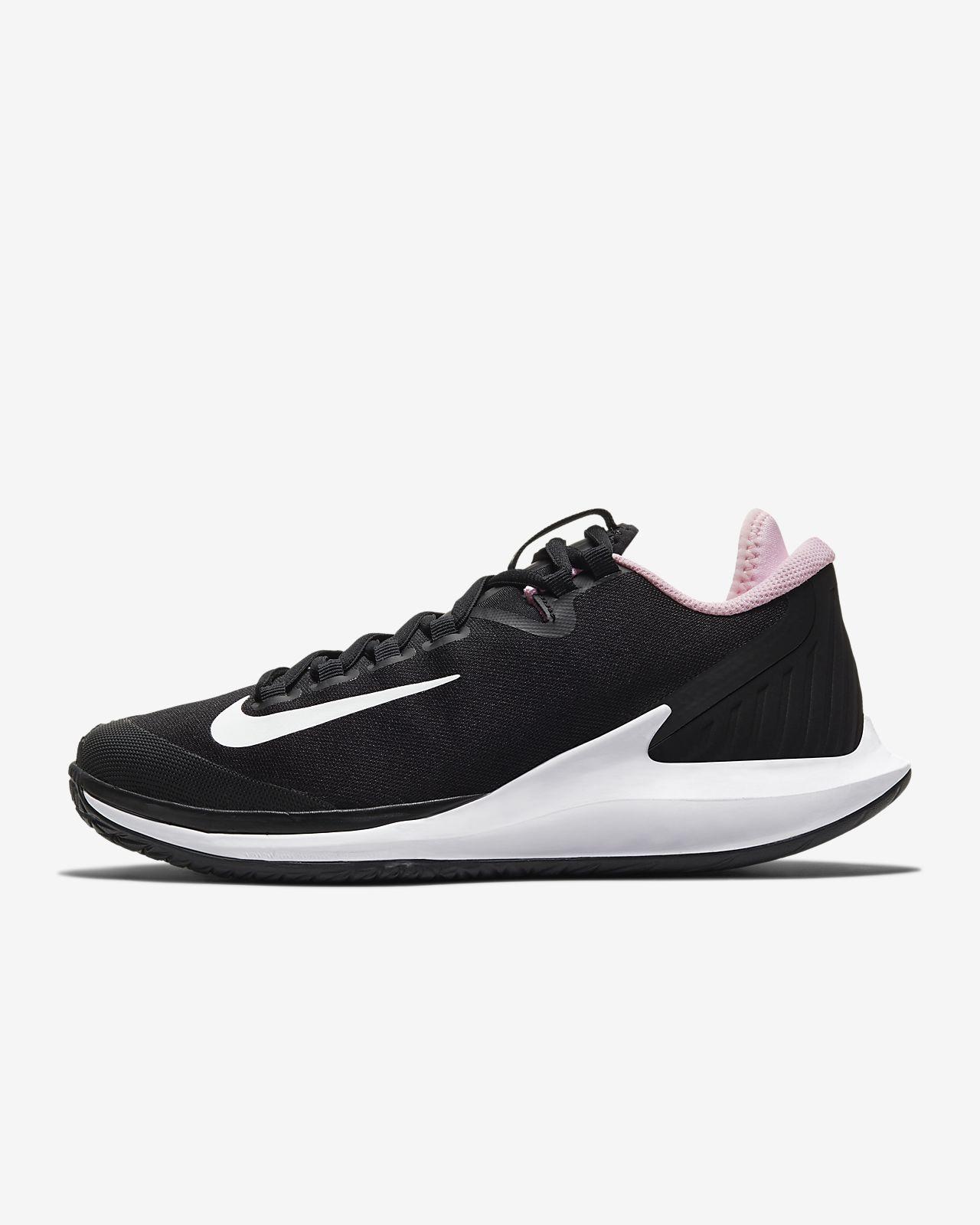 Nike Tennis Shoes Air Zoom Zero All Court Shoe Women Black, Multicoloured