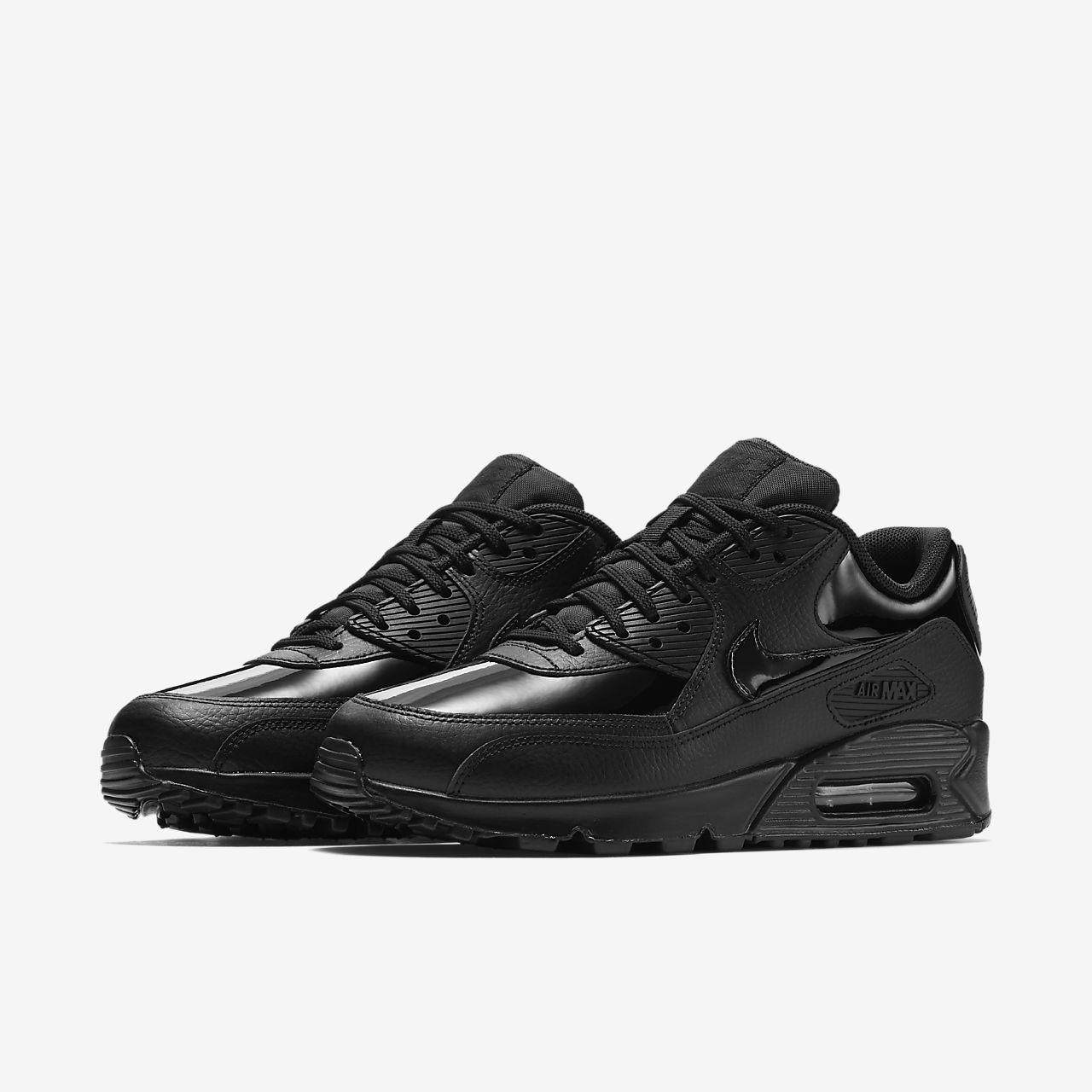 more photos f0bb9 37fbd ... shop nike air max 90 patent sko til kvinder 6883d 7422b