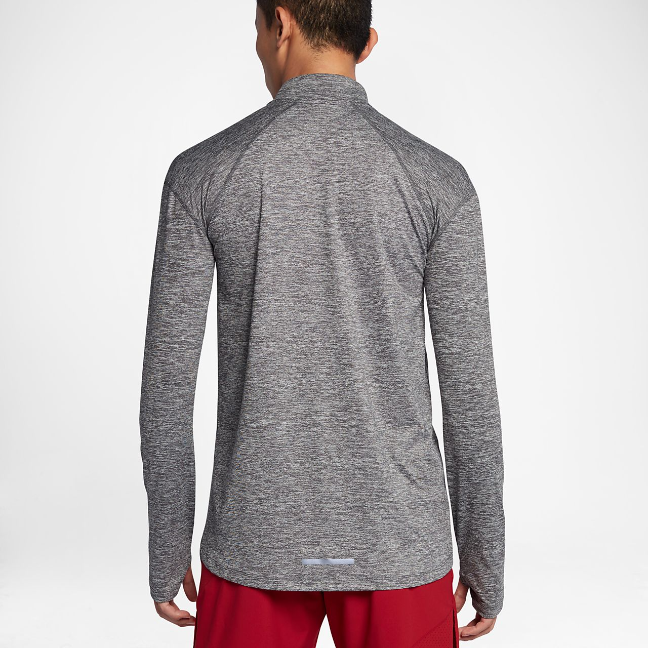 Clearance Great Deals Clearance For Cheap Element Long Sleeve Top In Grey - Grey Nike Wiki Sale Online Free Shipping Largest Supplier 2NVw2qN