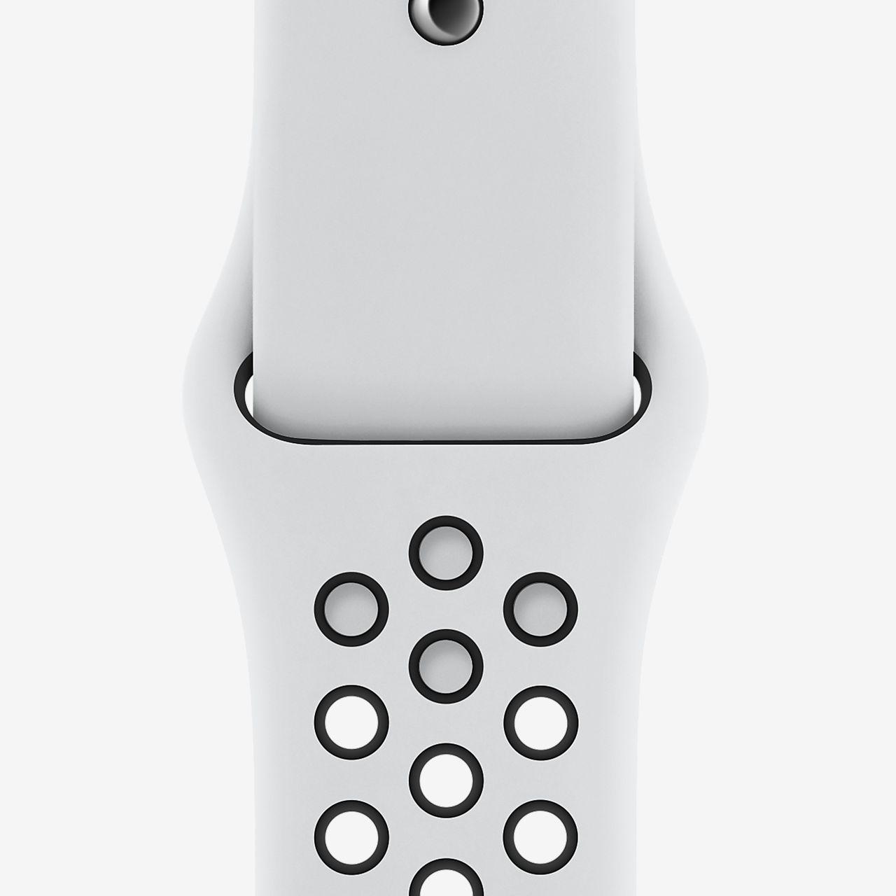 Apple Watch Nike+ 44 mm Sportarmband