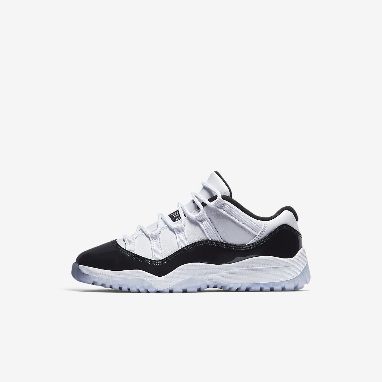... Air Jordan Retro 11 Low Little Kids' Shoe