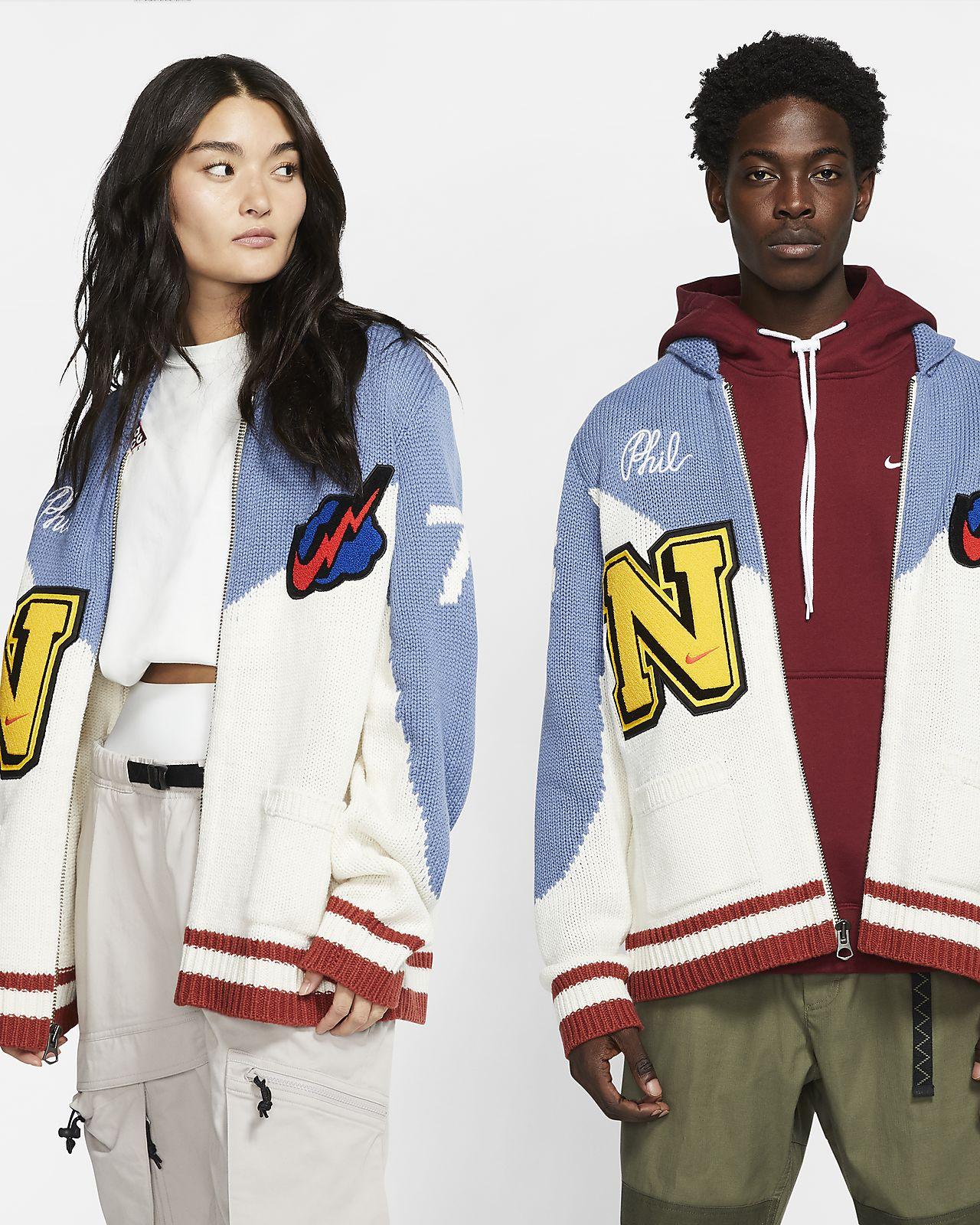 Nike Sportswear Letterman Jumper