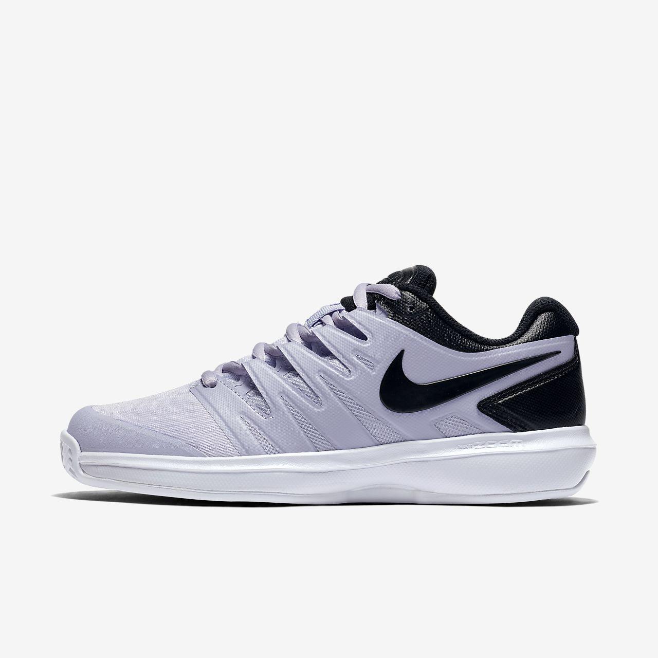 Chaussure de tennis pour terre battue NikeCourt Air Zoom Prestige pour Femme
