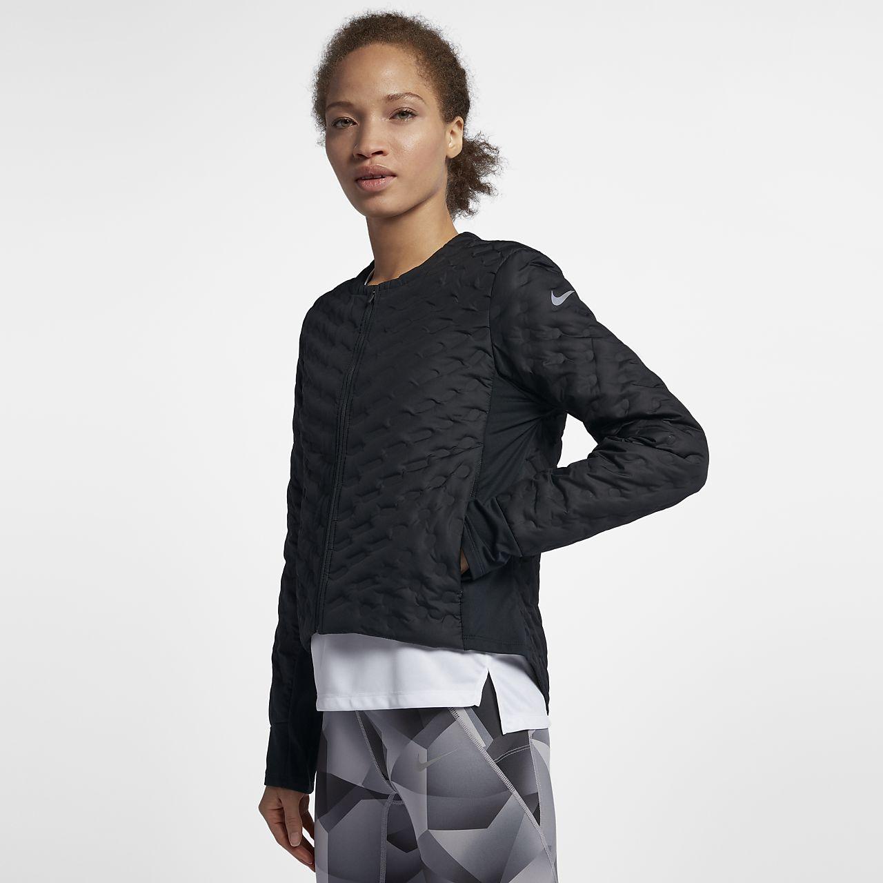Nike AeroLoft Women s Running Jacket. Nike.com RO 71d94911a