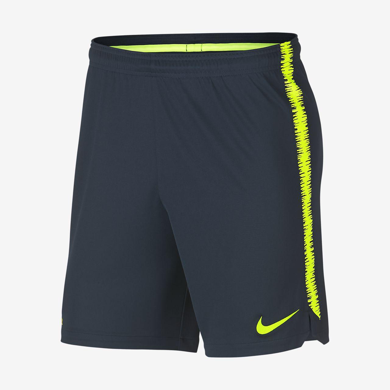 Brasil CBF Dri-FIT Squad Pantalón corto de fútbol - Hombre. Nike.com ES 6966a316ccc