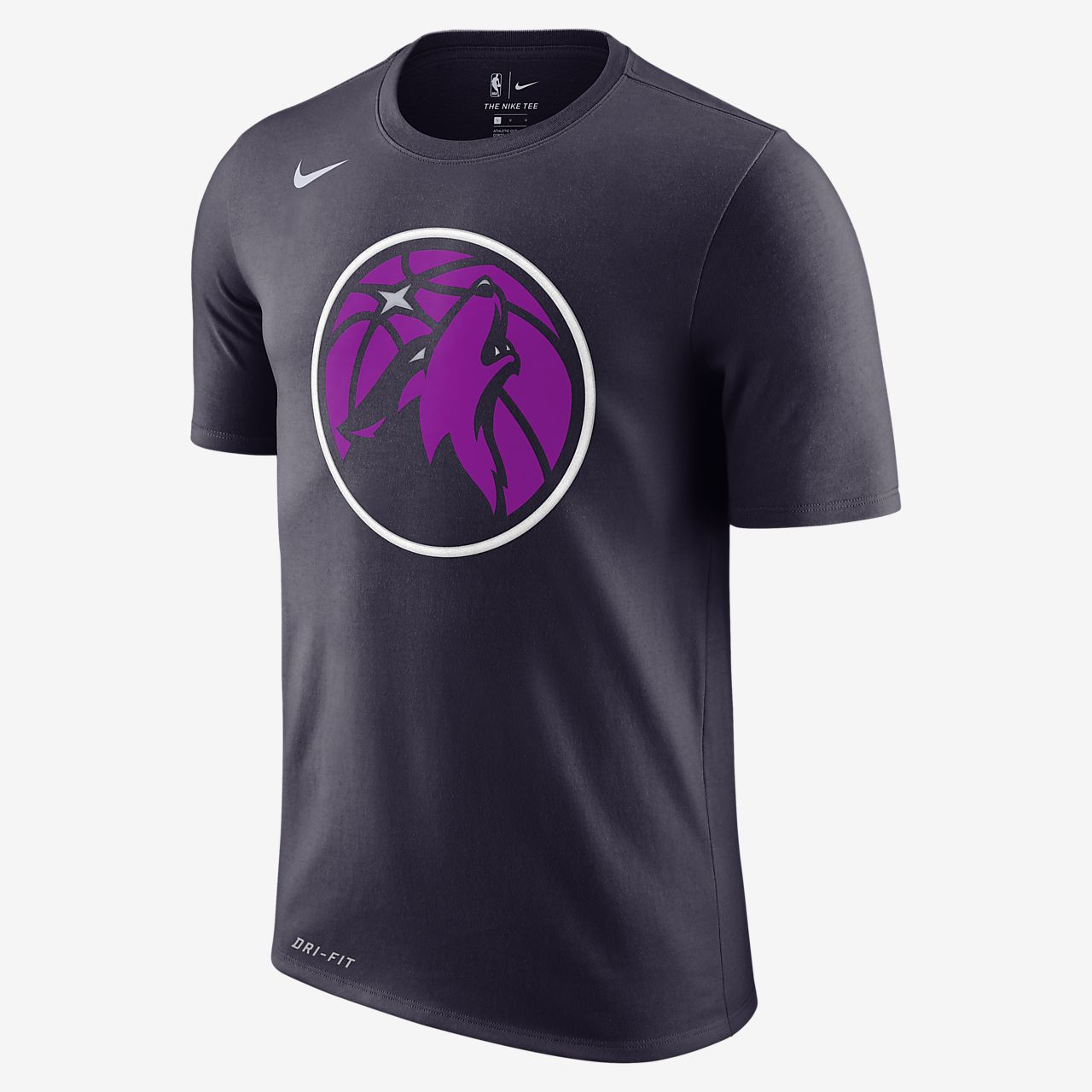 dacfcbf6c5c ... Minnesota Timberwolves City Edition Nike Dri-FIT Men's NBA T-Shirt
