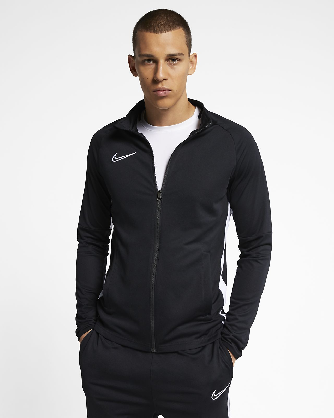Nike Dri FIT Academy Herren Fußball Trainingsanzug