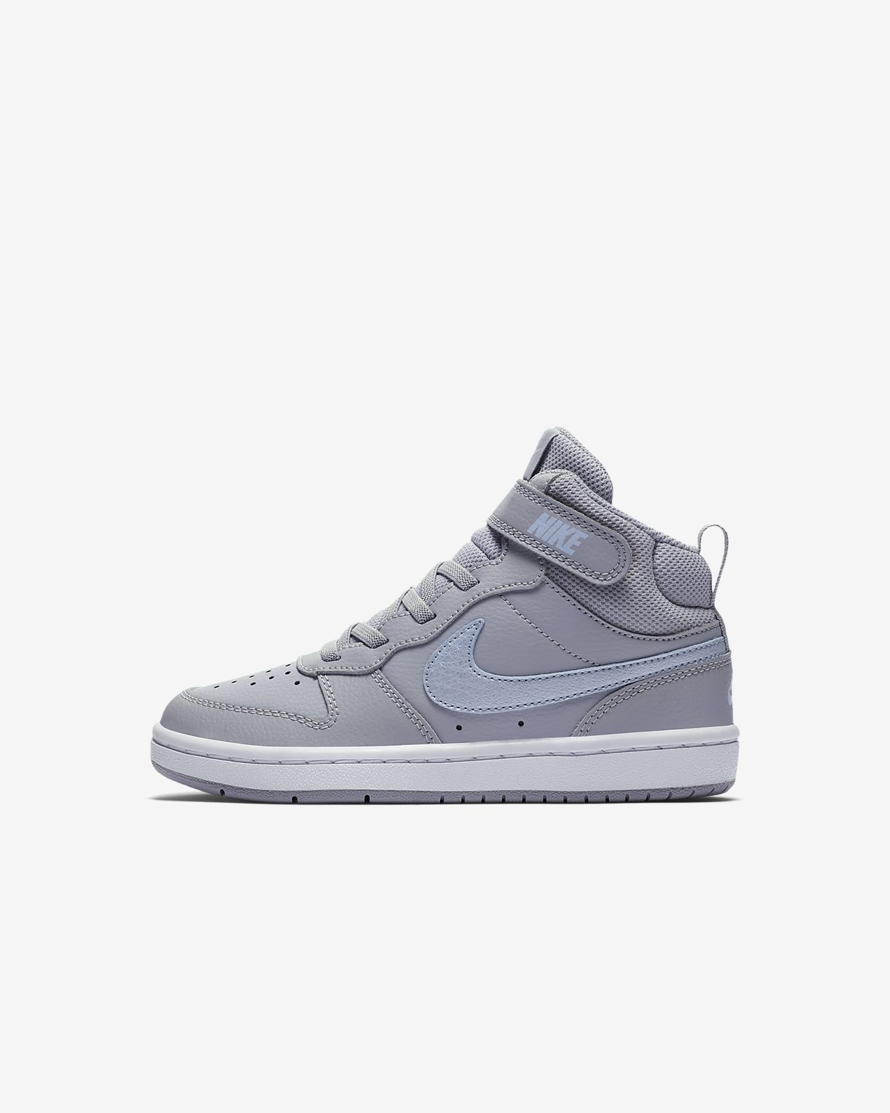 Chaussure Nike Court Borough Mid 2 EP pour Jeune enfant