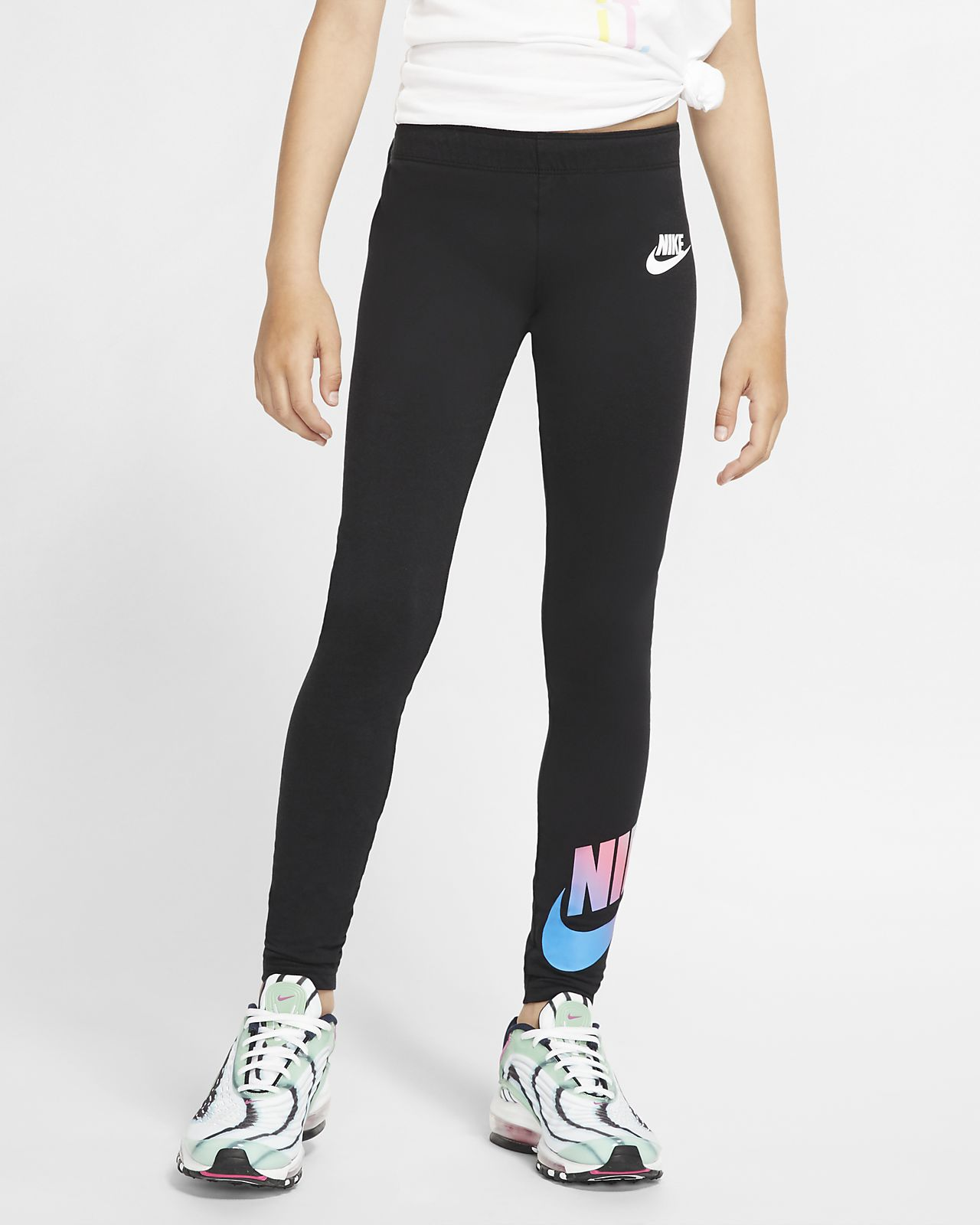 Legging Nike Sportswear pour Fille plus âgée