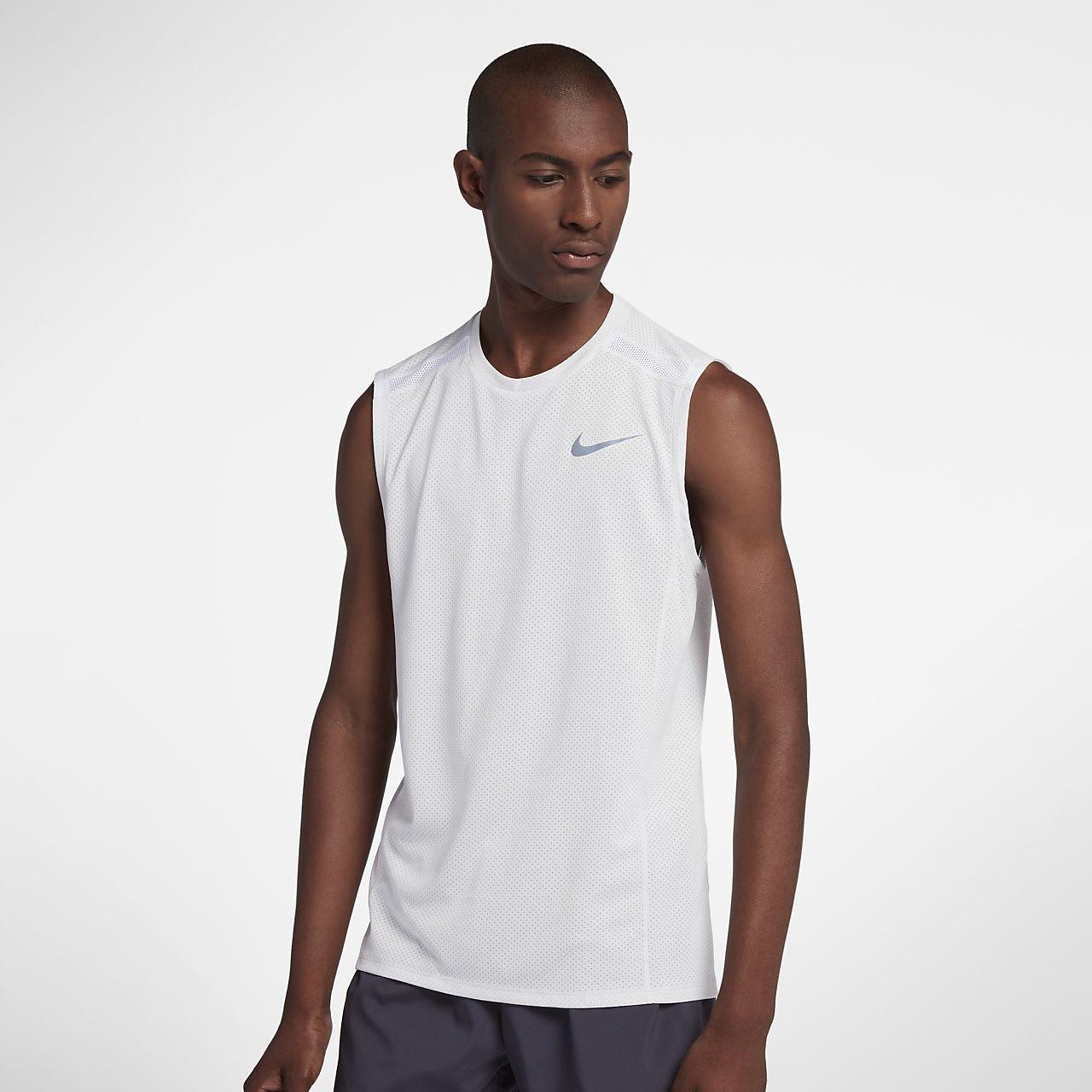 1a80acb889e4a Nike Miler Men s Sleeveless Running Top. Nike.com IL
