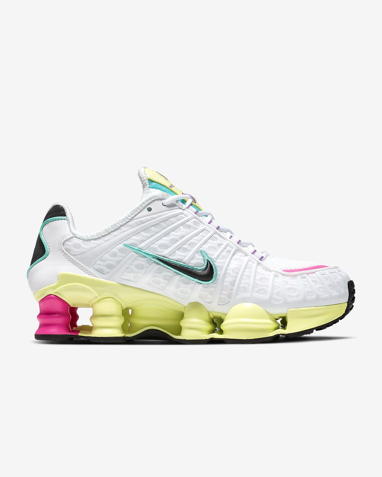hot sale united states famous brand Nike Shox TL Women's Shoe