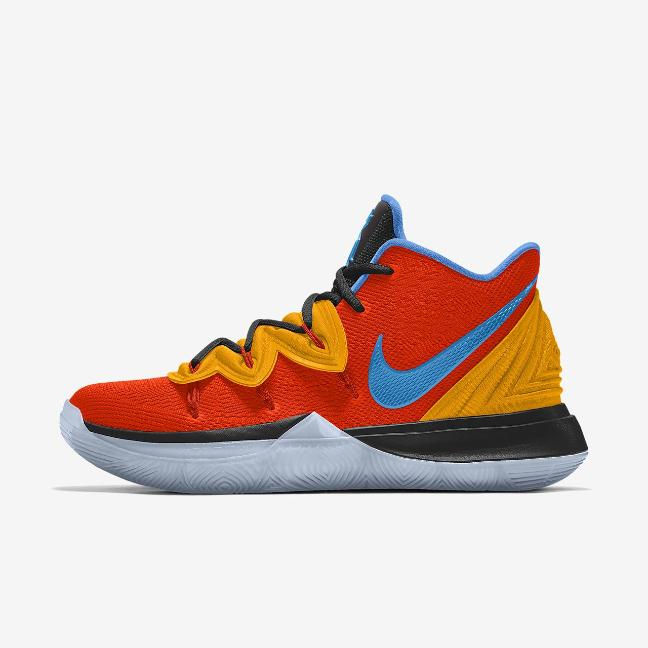 Custom Kyrie 5 By You-basketballsko