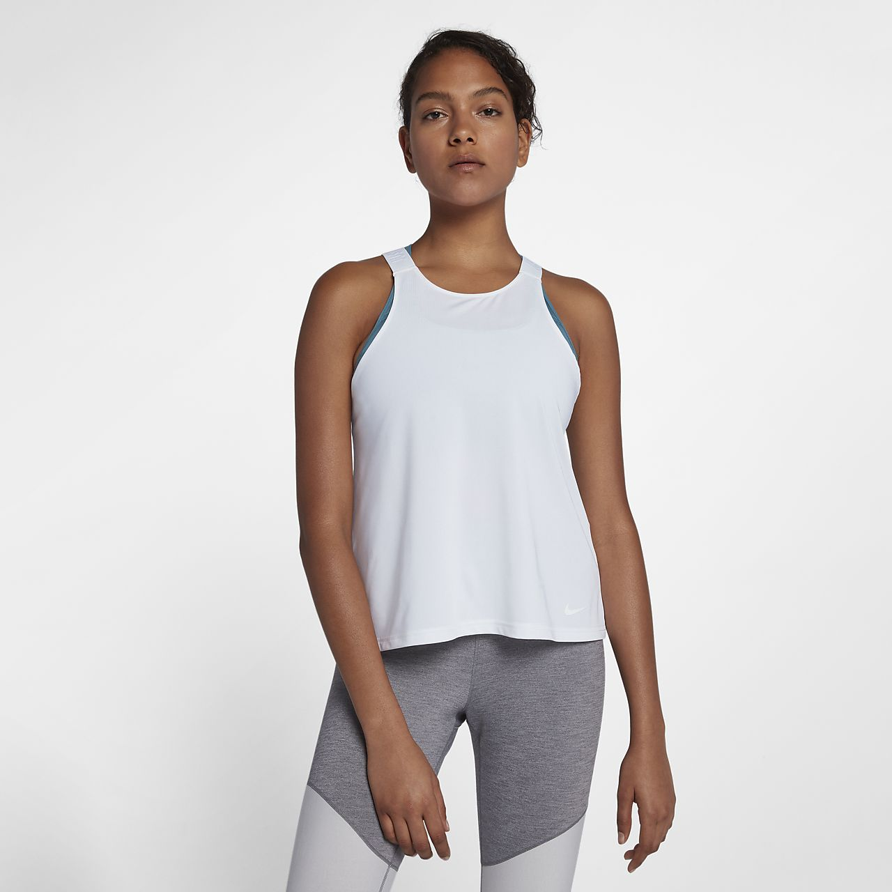 ... Nike Dri-FIT Elevated Elastika Women's Training Tank