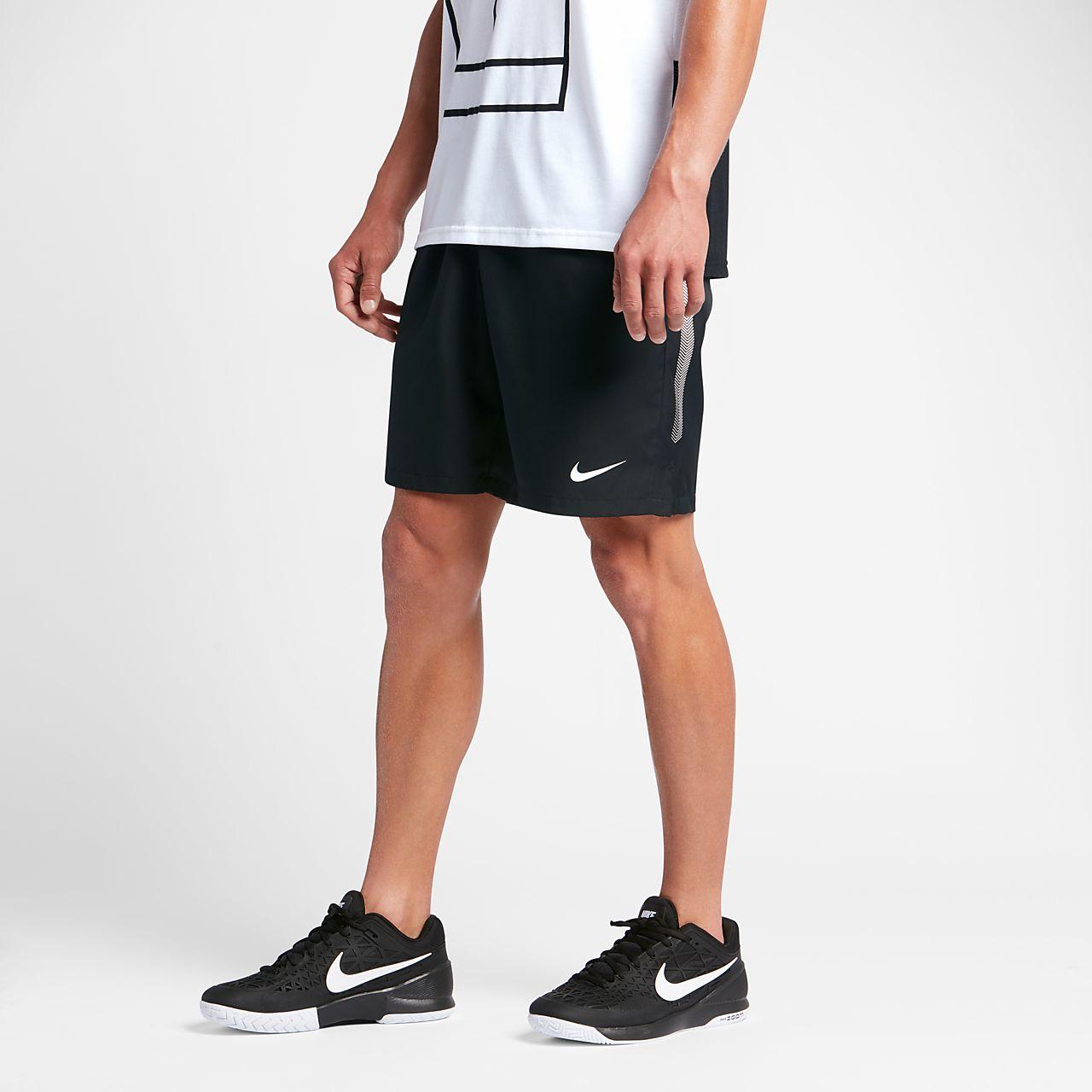 finest selection 98a1d e45d4 NikeCourt Dri-FIT tennisshorts for herre (23 cm)