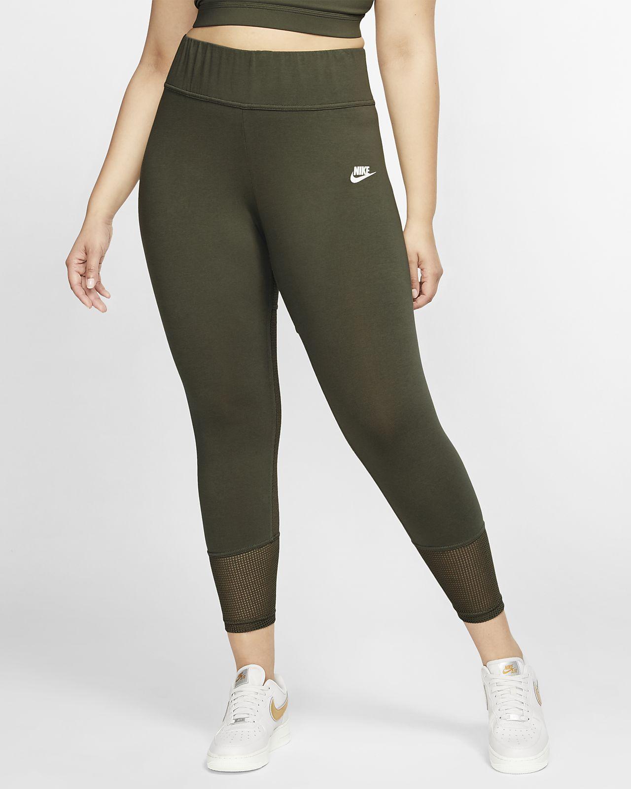 Nike Sportswear Women's Mesh Leggings (Plus Size)