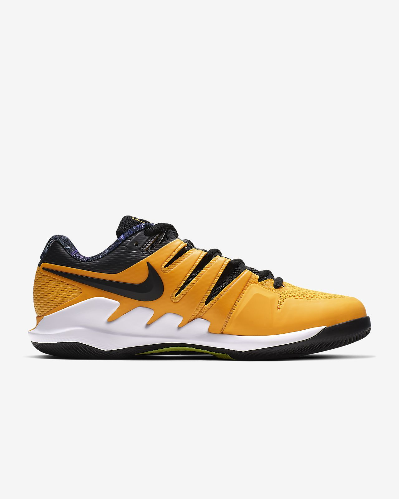 Original Zapatillas Tenis Nike Air Zoom Vapor X Clay Gold