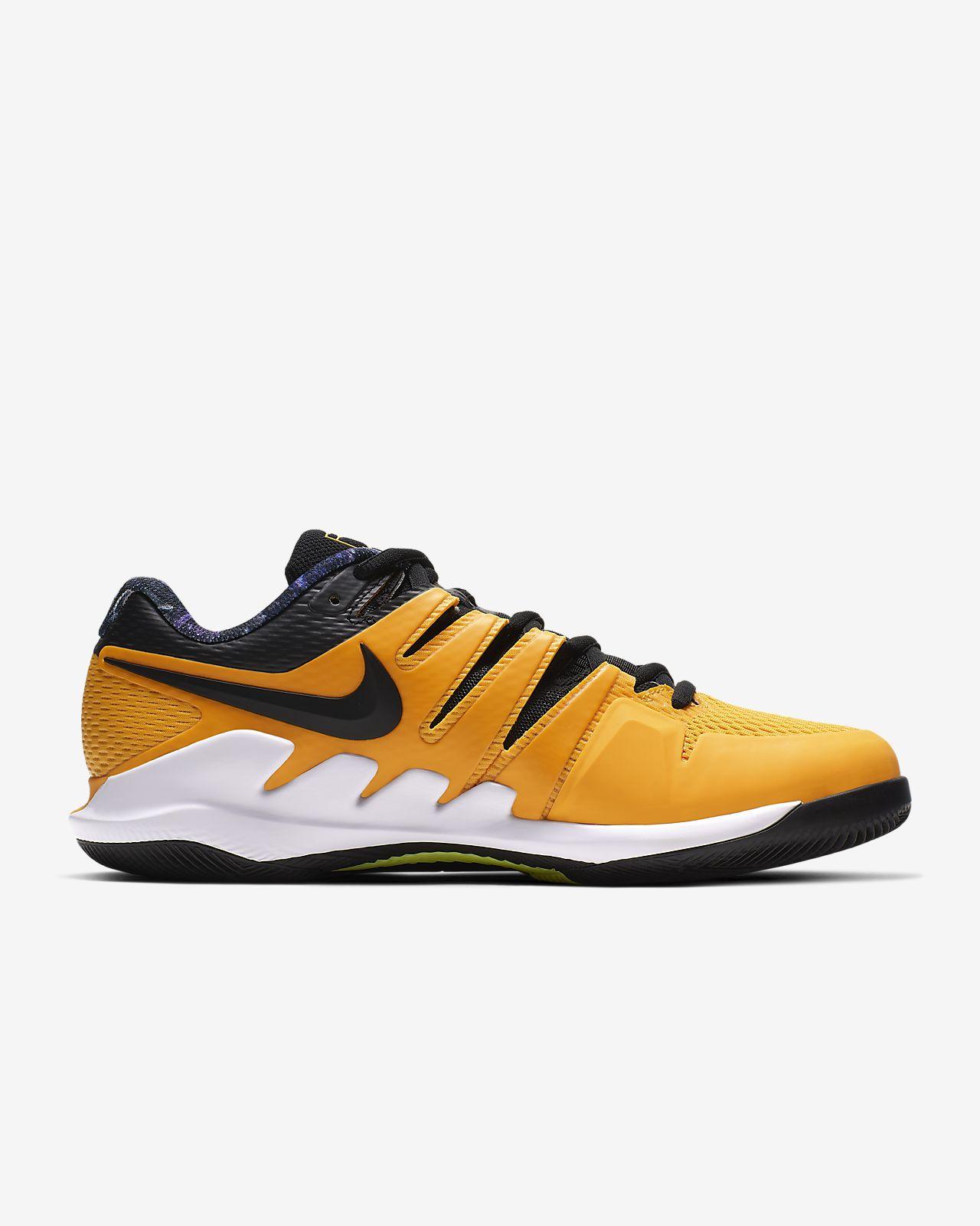 45efd412e NikeCourt Air Zoom Vapor X Men's Hard Court Tennis Shoe. Nike.com GB
