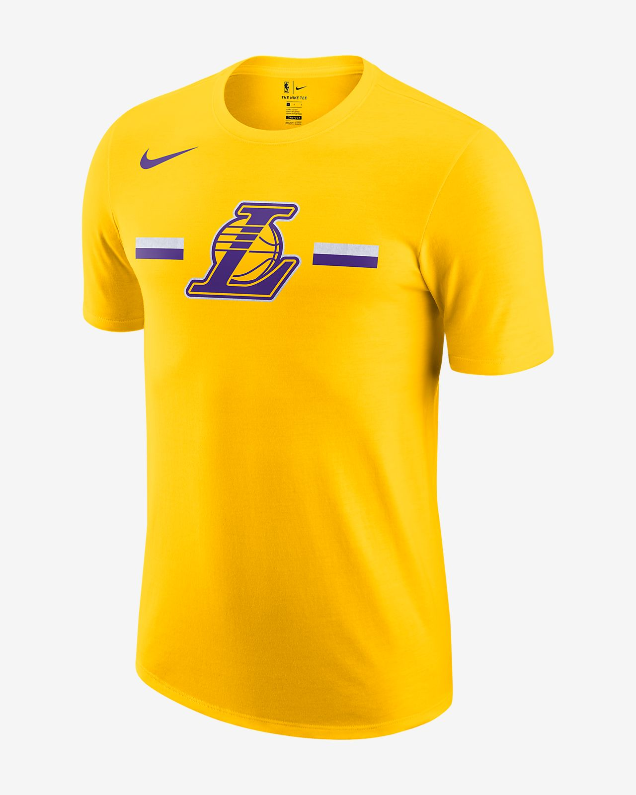145ed177 Los Angeles Lakers Nike Dri-FIT Men's NBA T-Shirt. Nike.com
