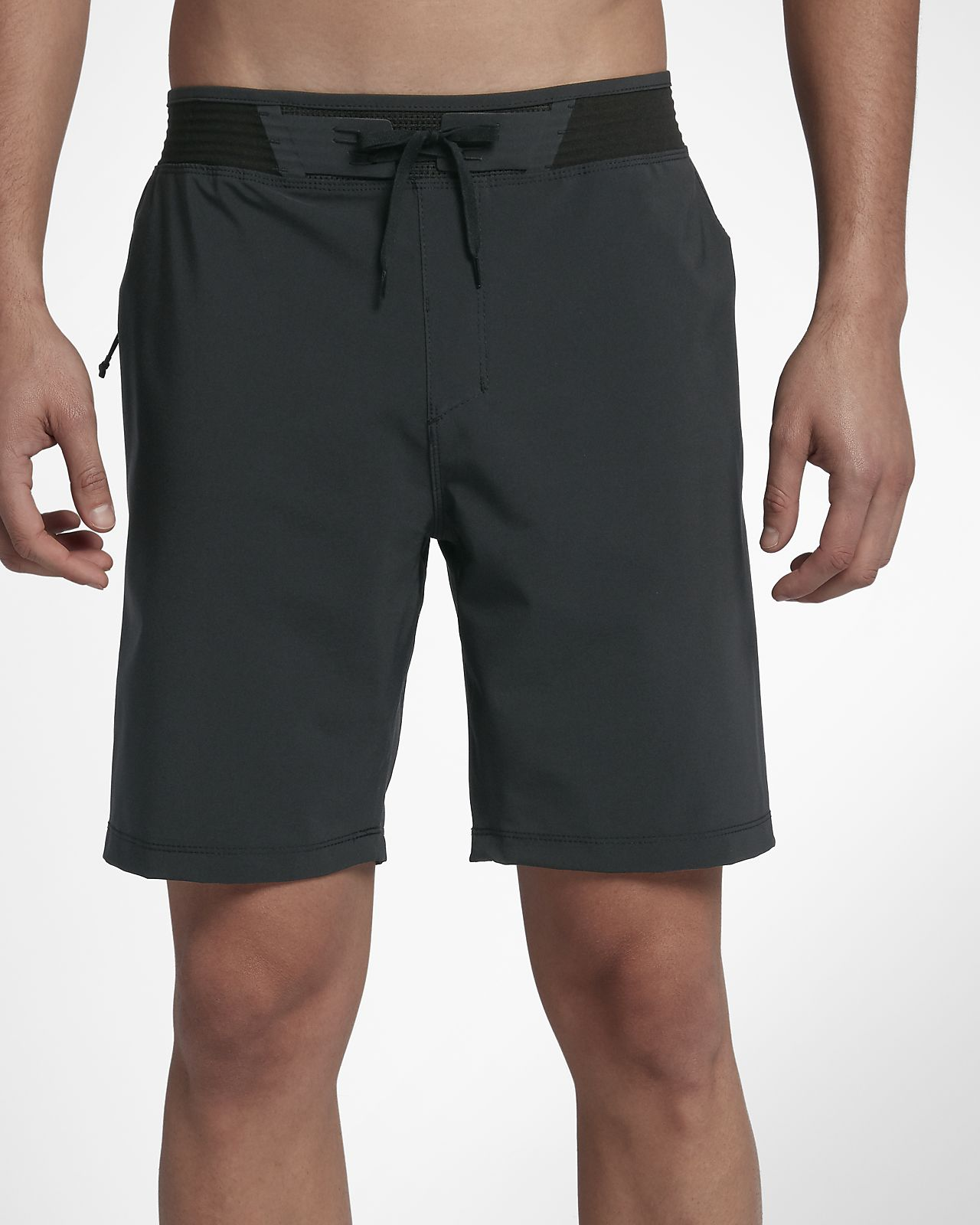 Hurley Phantom Hyperweave Herren-Boardshorts (ca. 45,5 cm)