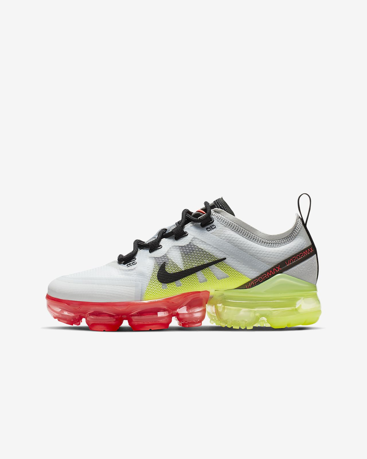 90ed6e20a6 Low Resolution Nike Air VaporMax 2019 Older Kids' Shoe Nike Air VaporMax 2019  Older Kids' Shoe