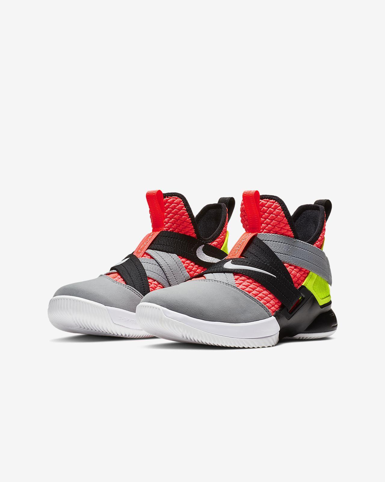 039ac3154c4 LeBron Soldier 12 SFG Big Kids  Basketball Shoe. Nike.com