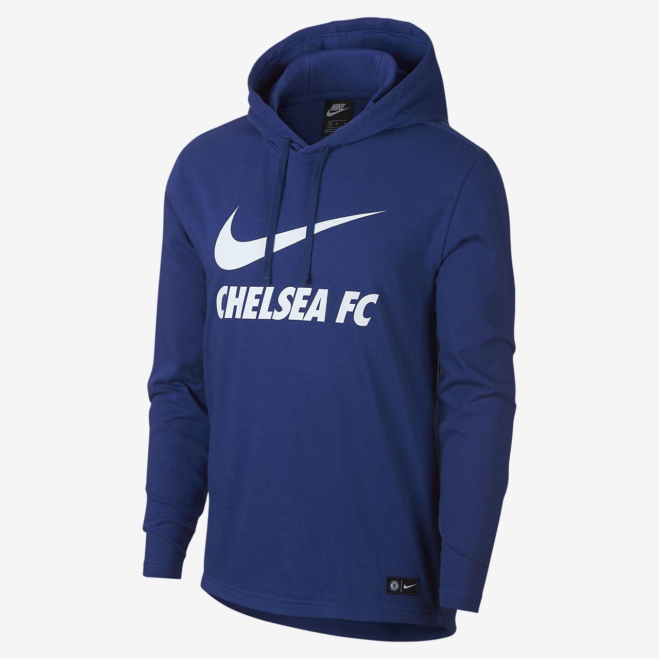Chelsea FC Men s Hoodie. Nike.com GB f9be54aa4
