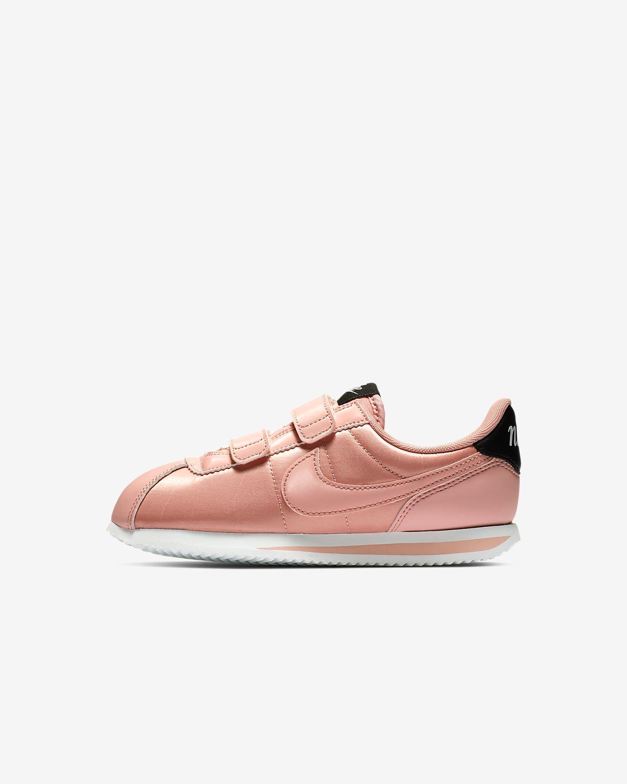 Nike Cortez Basic TXT VDAY Little Kids' Shoe