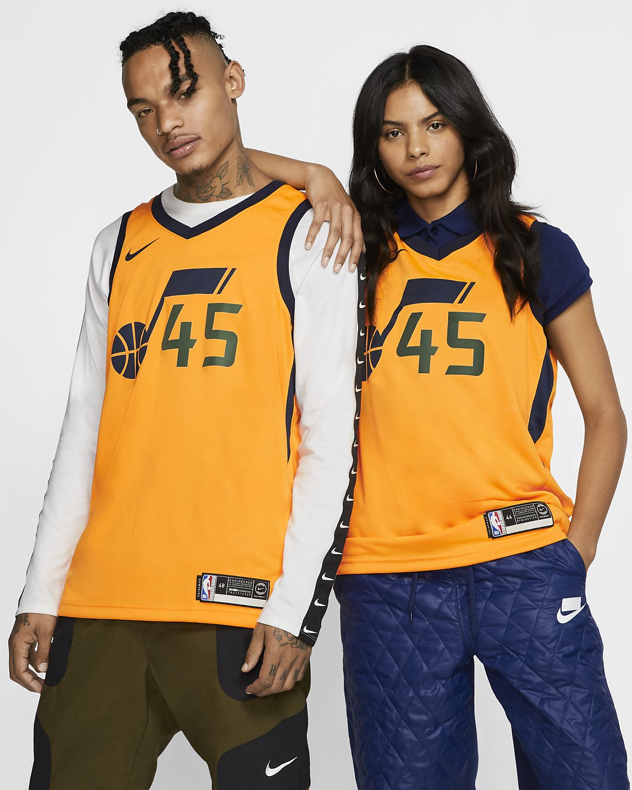 4a9b5f822f05 Men s Nike NBA Connected Jersey. Donovan Mitchell Statement Edition Swingman  (Utah Jazz)