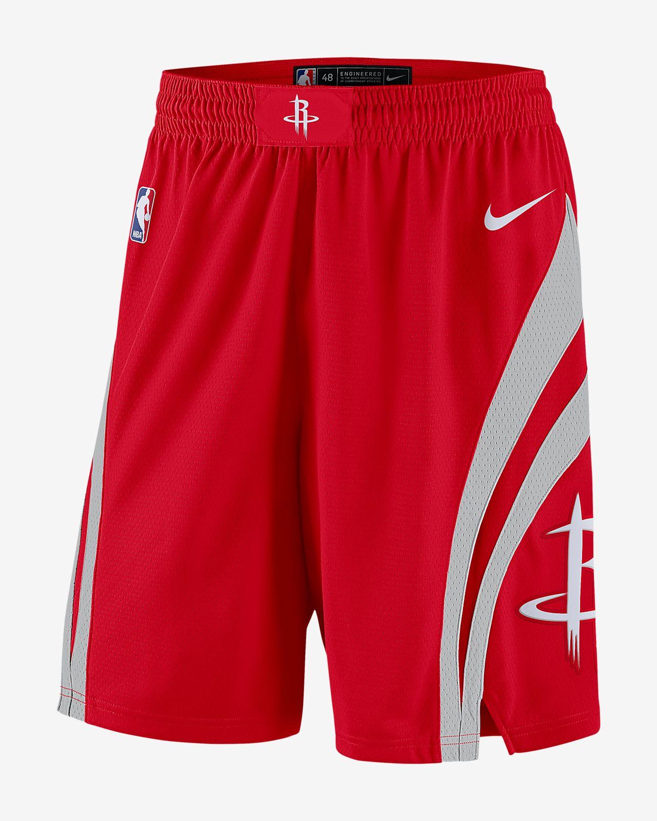 innovative design 2f2ea 58992 Houston Rockets Icon Edition Swingman Men's Nike NBA Shorts