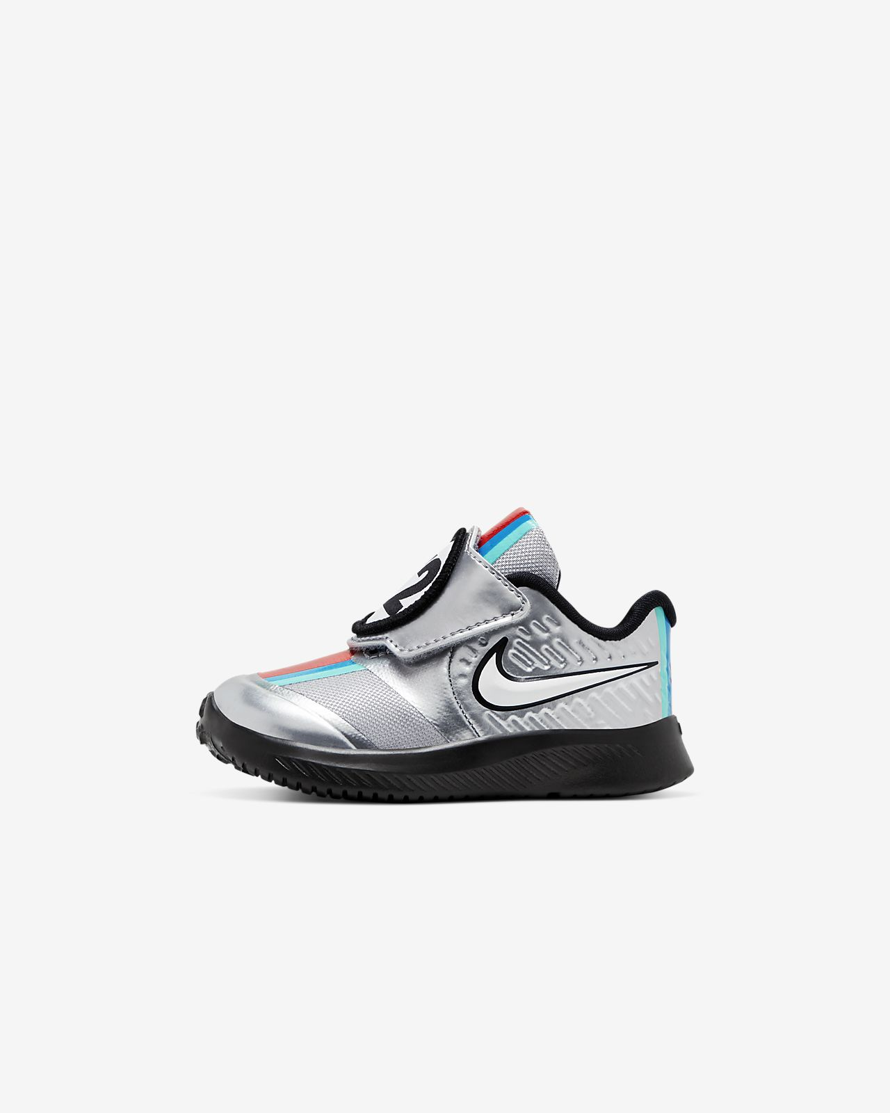 Scarpa Nike Star Runner 2 Auto NeonatiBimbi piccoli