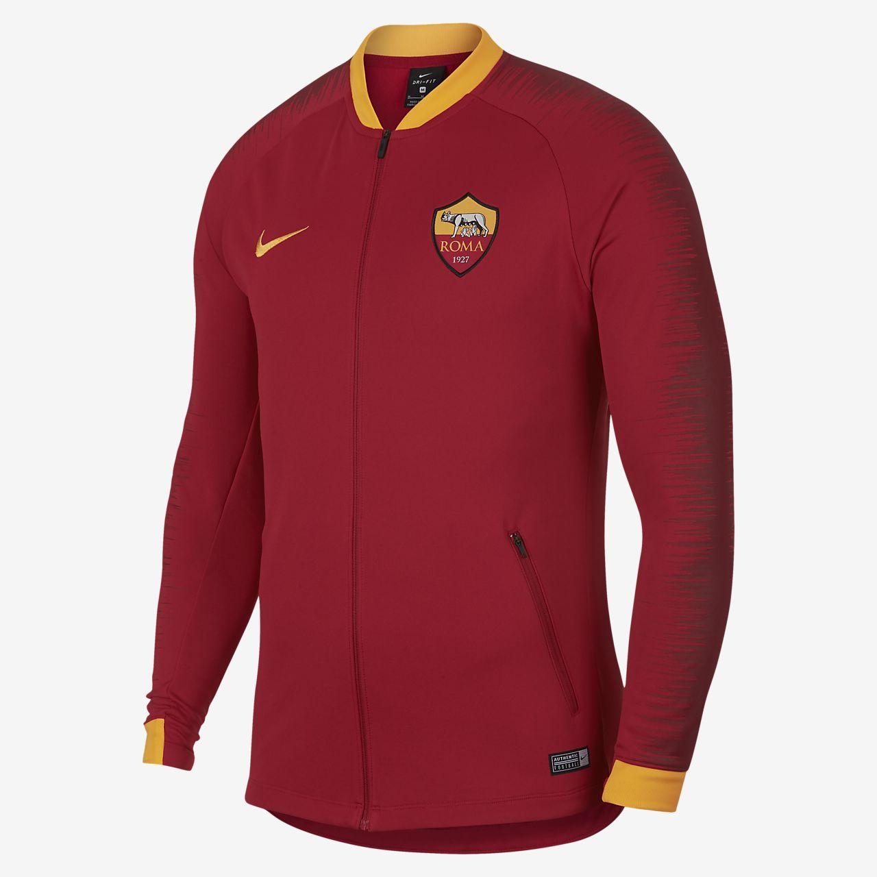 traje de futbol ROMA hombre