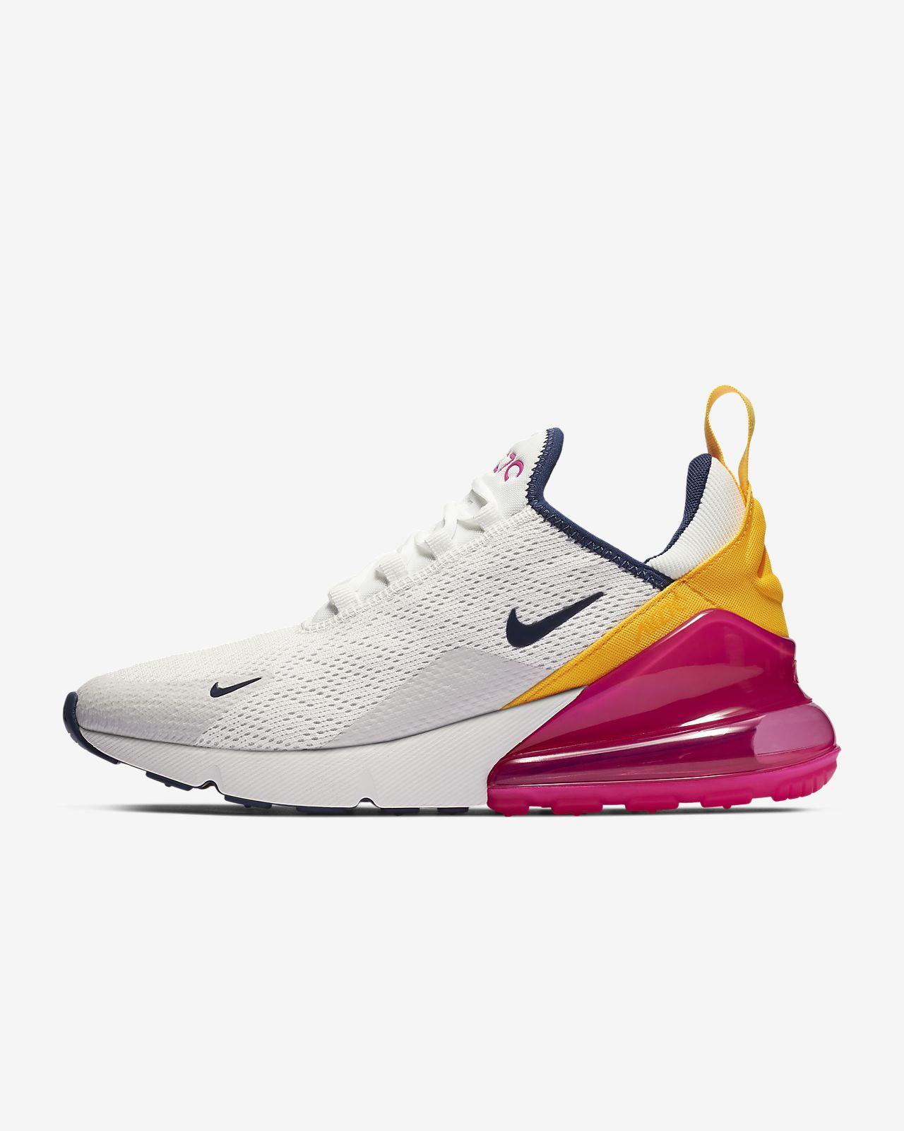 Sapatilhas Nike Air Max 270 Premium para mulher. Nike.com PT 157637b82df79