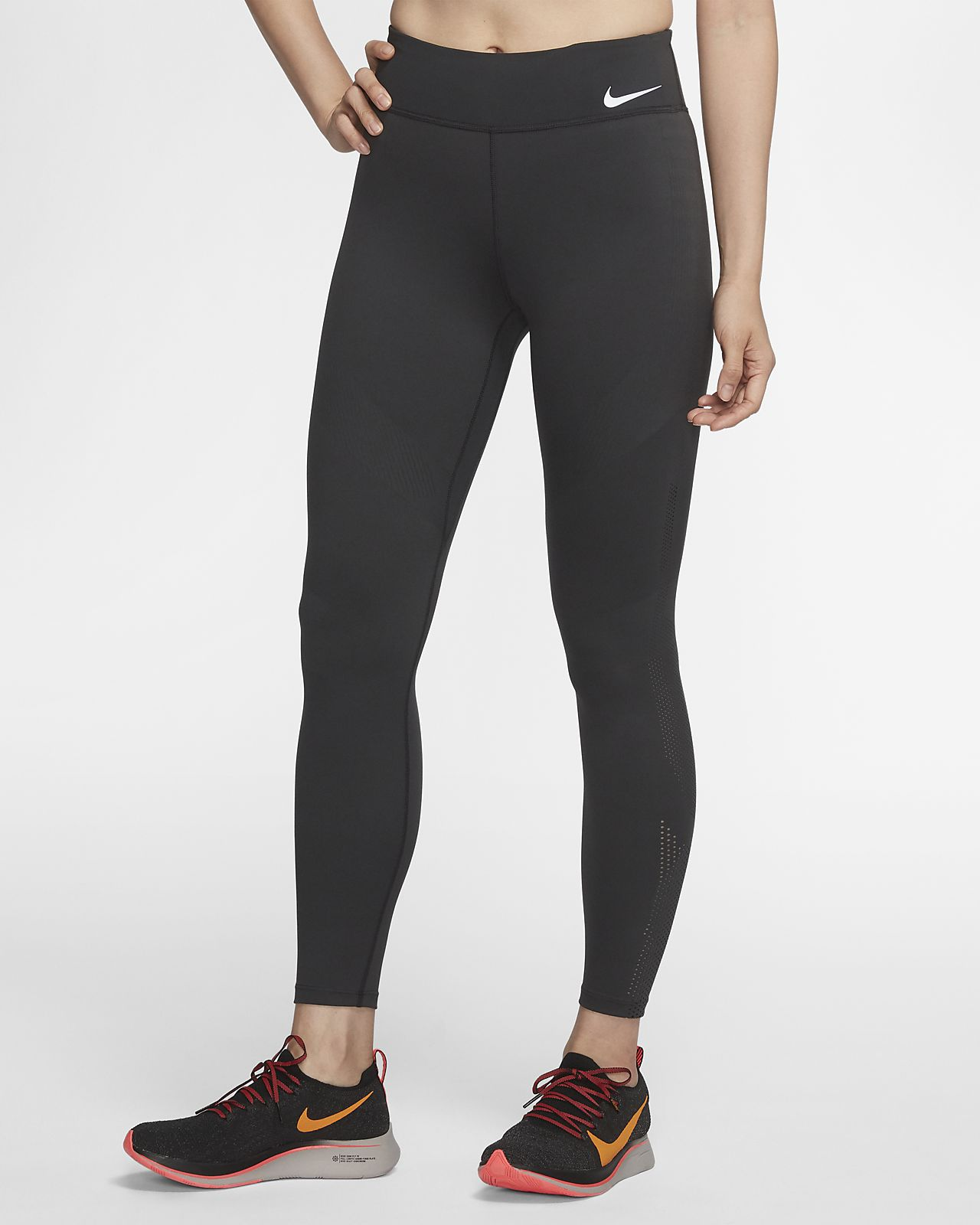 Nike Techknit Epic Lux 女子跑步紧身裤