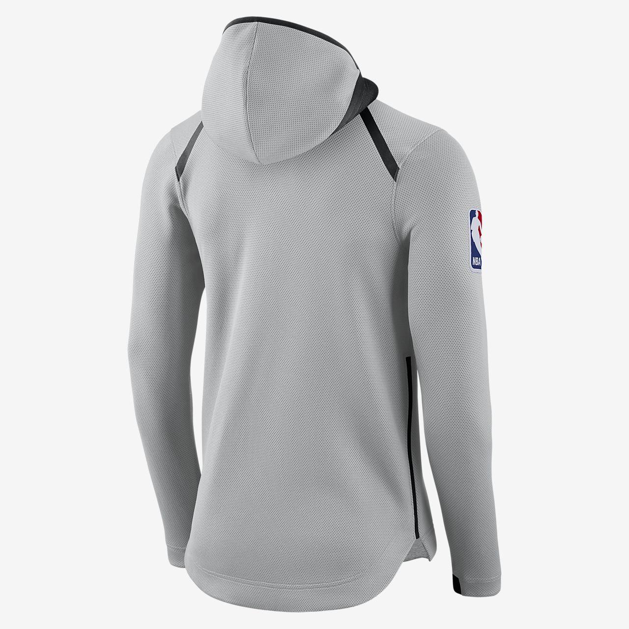 6f9f6a71ca31 San Antonio Spurs Nike Therma Flex Showtime Men s NBA Hoodie. Nike.com