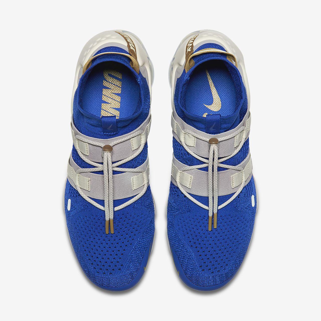 Nike Air Vapormax Flyknit Utility Blue & Black Release Info