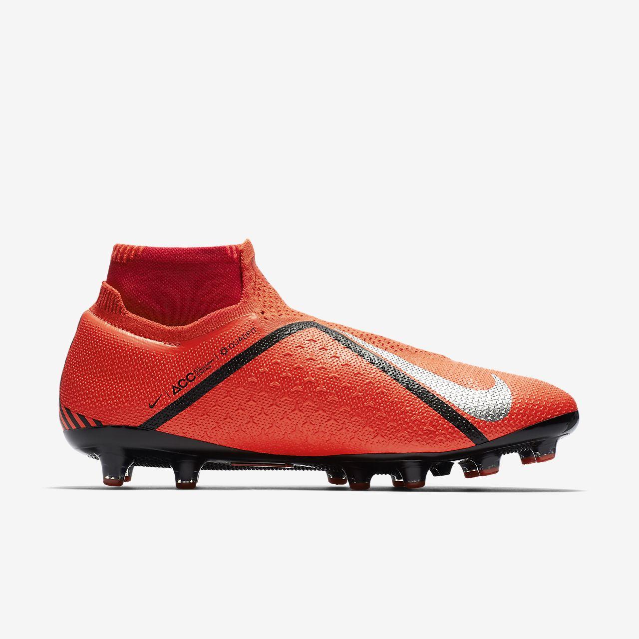 buy popular 83d55 6e4e0 ... Calzado de fútbol para pasto artificial Nike Phantom Vision Elite  Dynamic Fit
