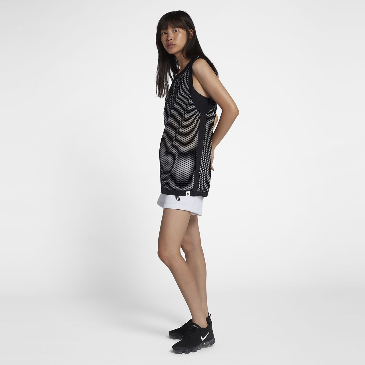 63bb3e05aa0a0 NikeLab Collection Women s Knit Basketball Tank Top. Nike.com