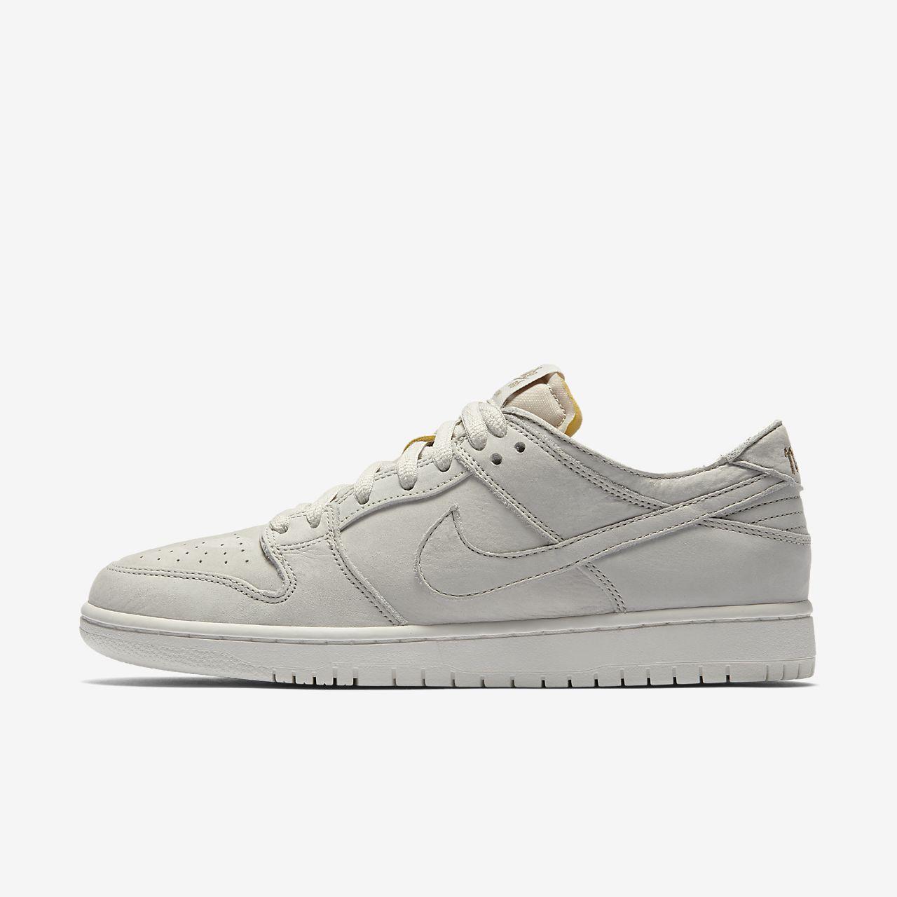 Nike Sb Dunk Low Pro Deconstruido Los Zapatos Para Las Tripulaciones