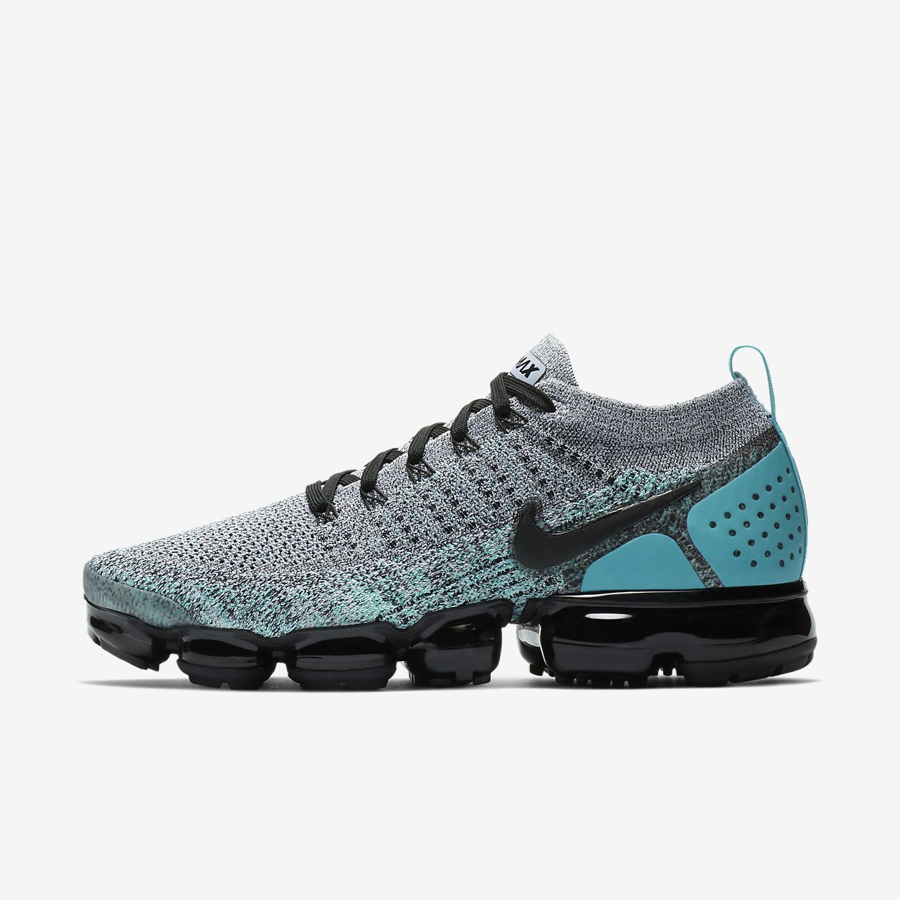 Nike Air Vapormax Flyknit 2 [942842-104] Men Running Shoes White/Dusty Cactus