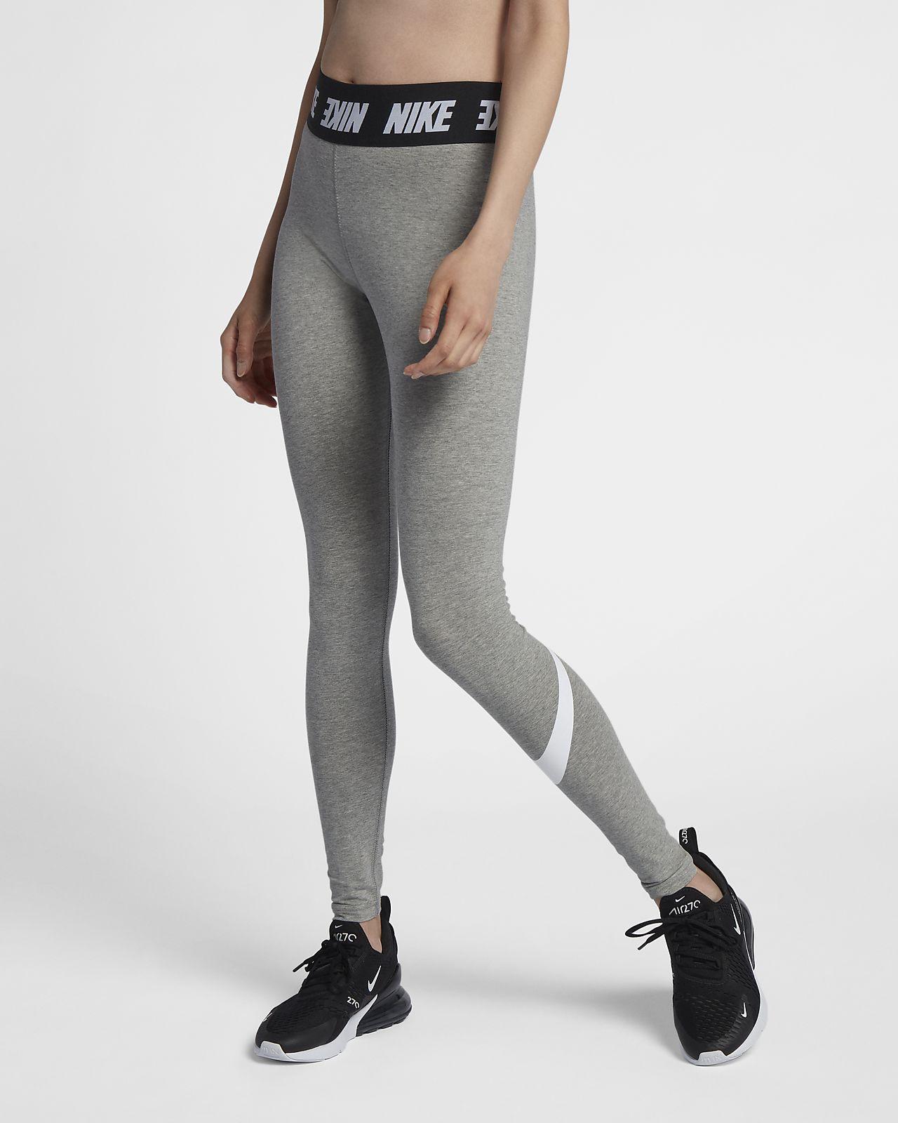 Dámské legíny Nike Sportswear Club s vysokým pasem