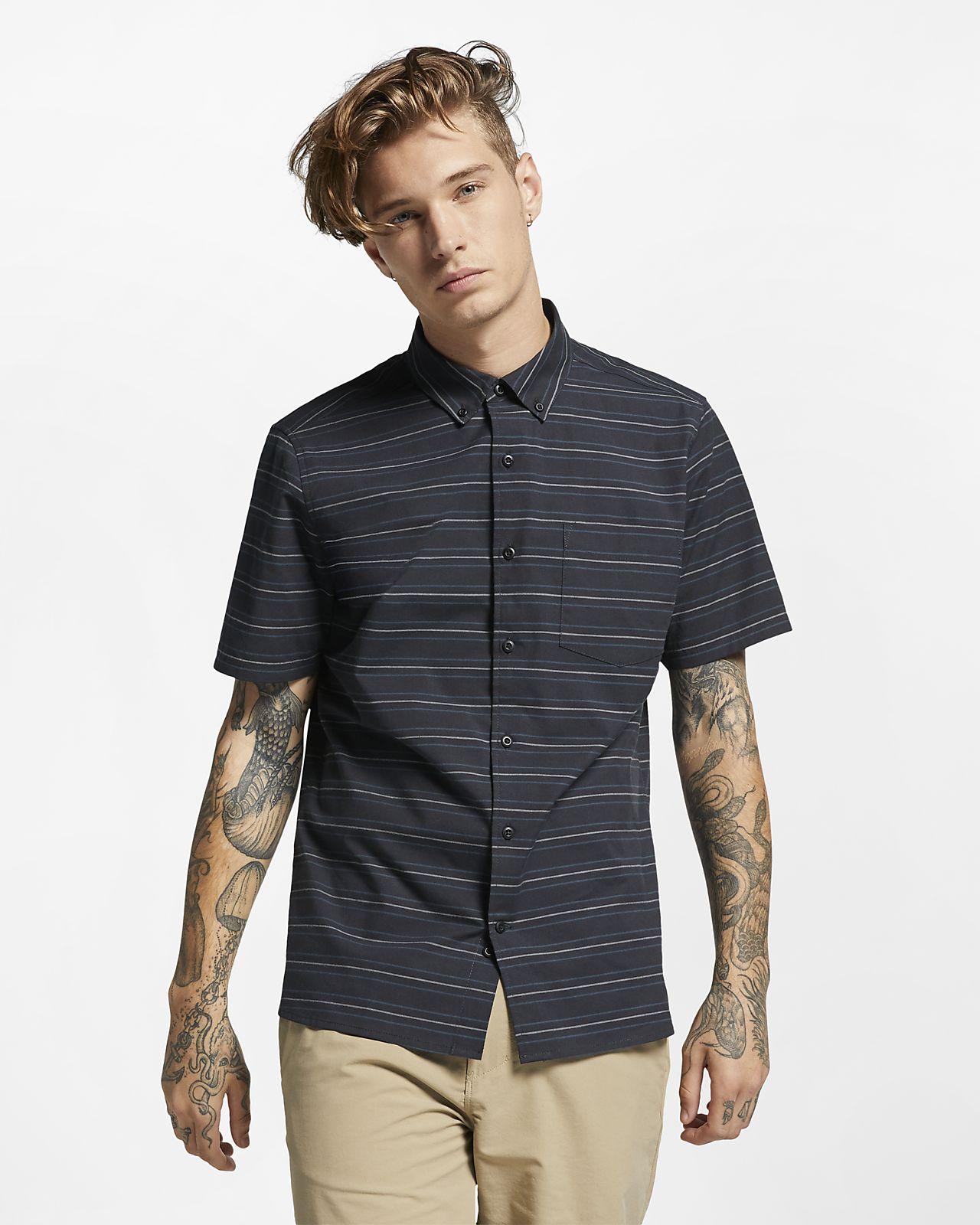 Hurley Dri-FIT Staycay Men's Short-Sleeve Shirt