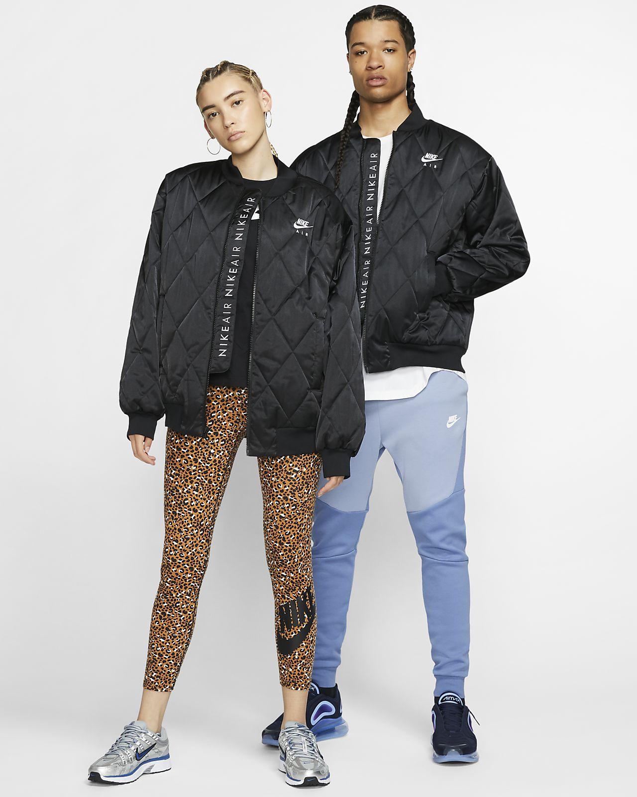 Satynowa kurtka Nike Air