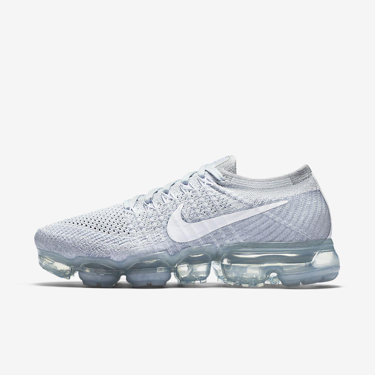 nike air vapormax flyknit chaussures de running pour femme