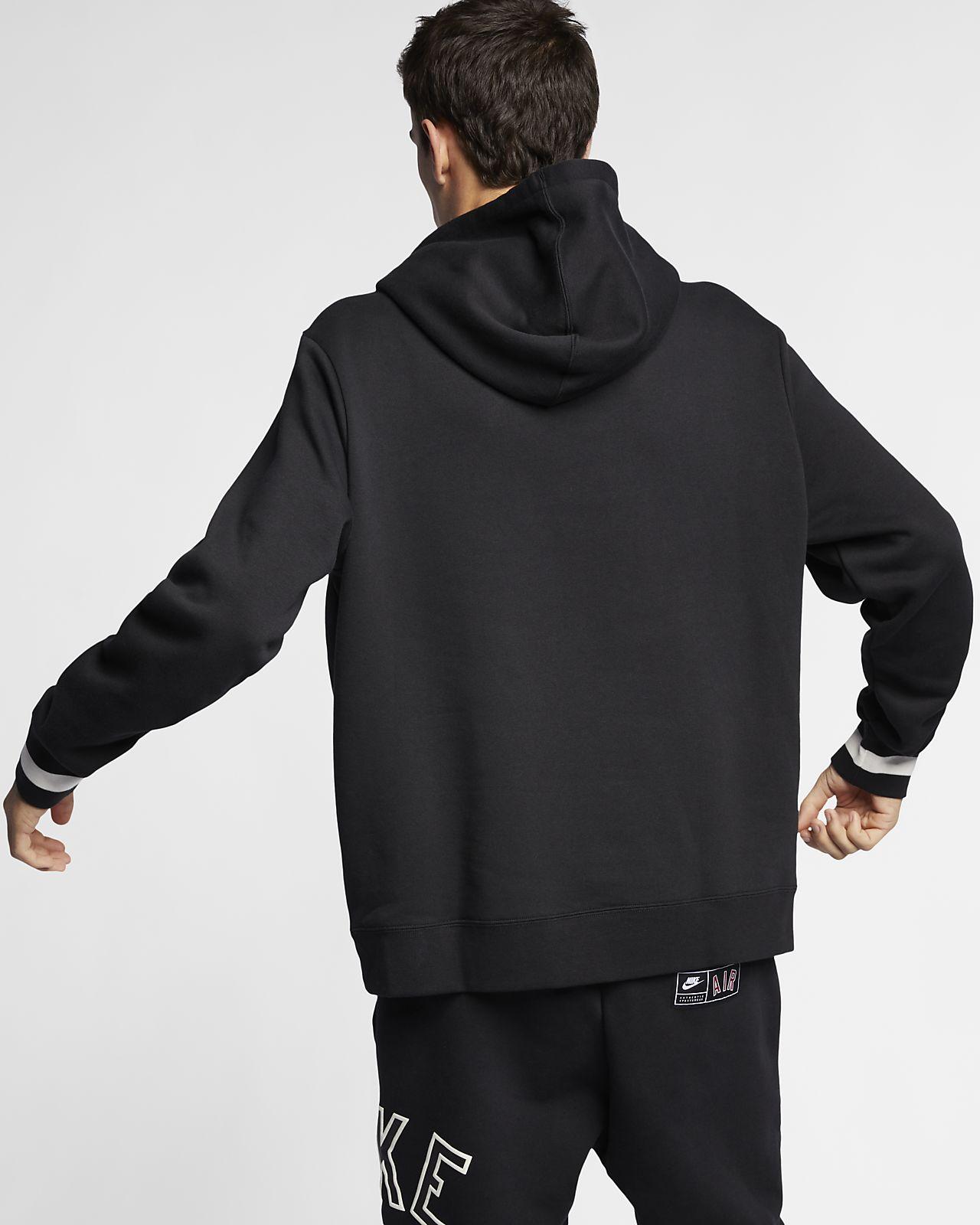 0dc7dceb762c Nike Air Men s Fleece Pullover Hoodie. Nike.com
