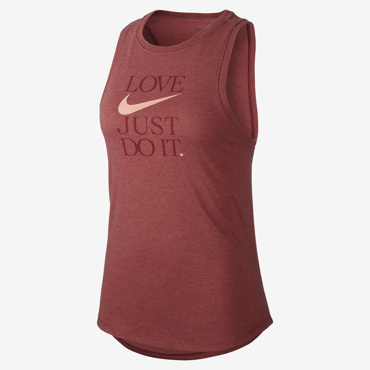 เสื้อกล้ามผู้หญิง Nike Yoga Dri-FIT